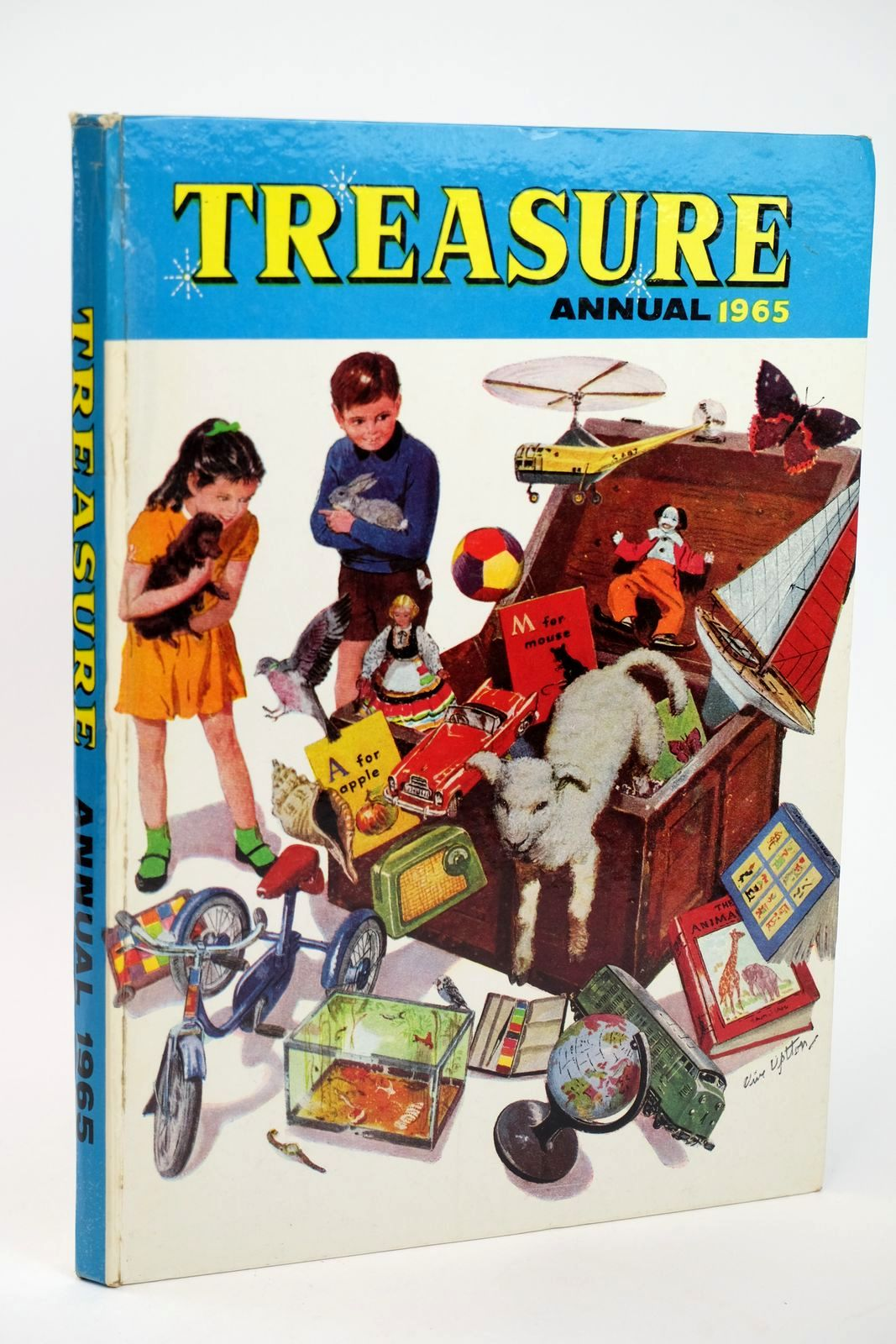 Photo of TREASURE ANNUAL 1965- Stock Number: 1318506