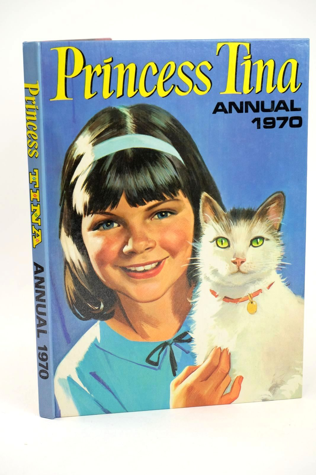 Photo of PRINCESS TINA ANNUAL 1970 published by IPC Magazines Ltd. (STOCK CODE: 1318514)  for sale by Stella & Rose's Books
