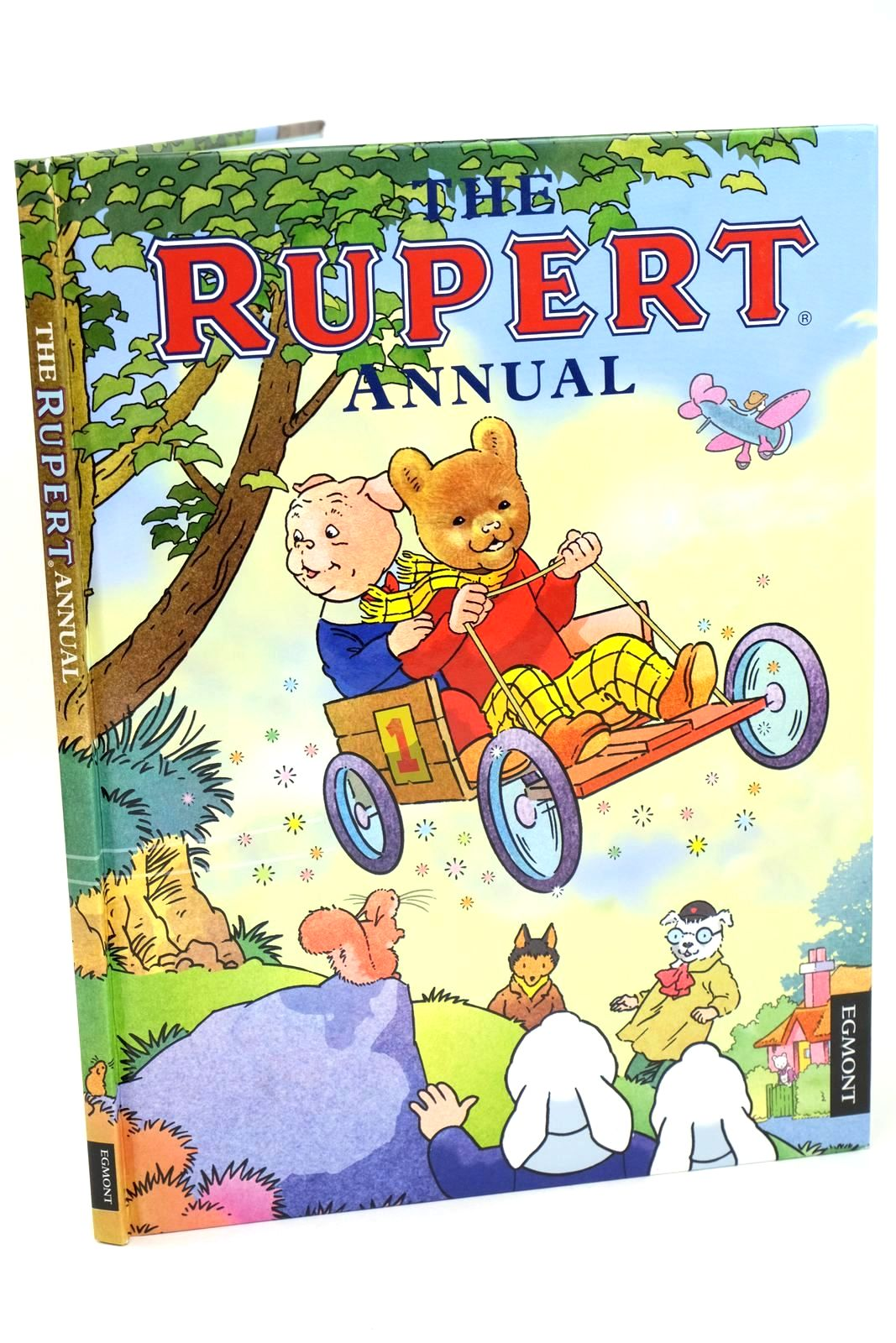 Photo of RUPERT ANNUAL 2013 illustrated by Bestall, Alfred Ash, Enid Trotter, Stuart Harrold, John published by Egmont Uk Limited (STOCK CODE: 1318515)  for sale by Stella & Rose's Books