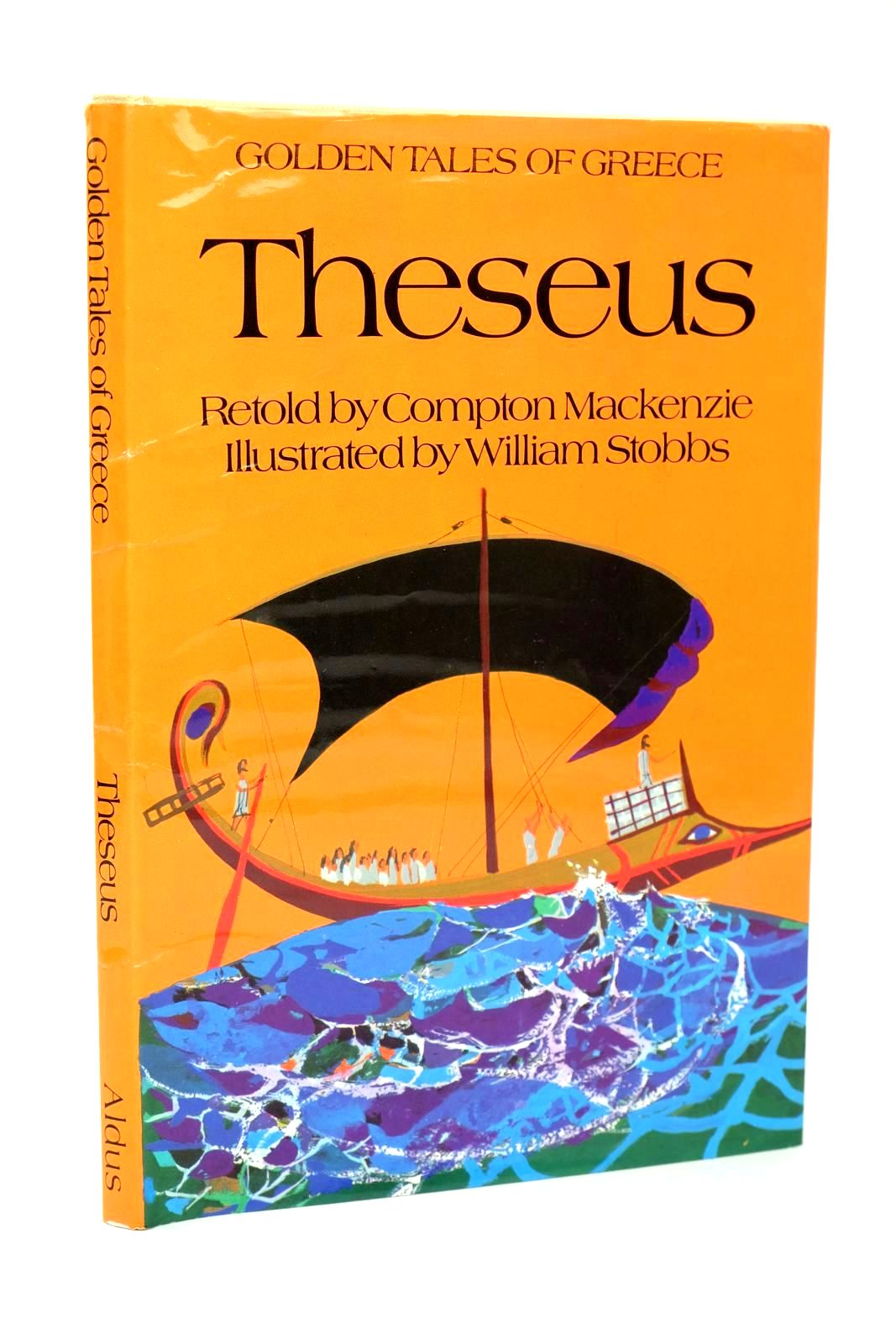Photo of THESEUS - GOLDEN TALES OF GREECE- Stock Number: 1318527