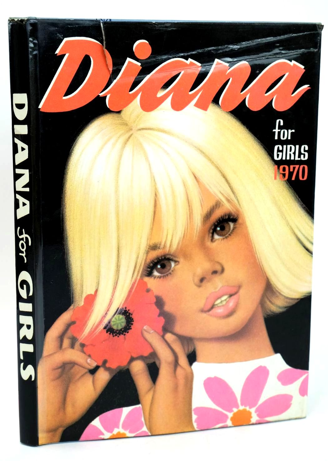 Photo of DIANA FOR GIRLS 1970 published by D.C. Thomson & Co Ltd. (STOCK CODE: 1318532)  for sale by Stella & Rose's Books