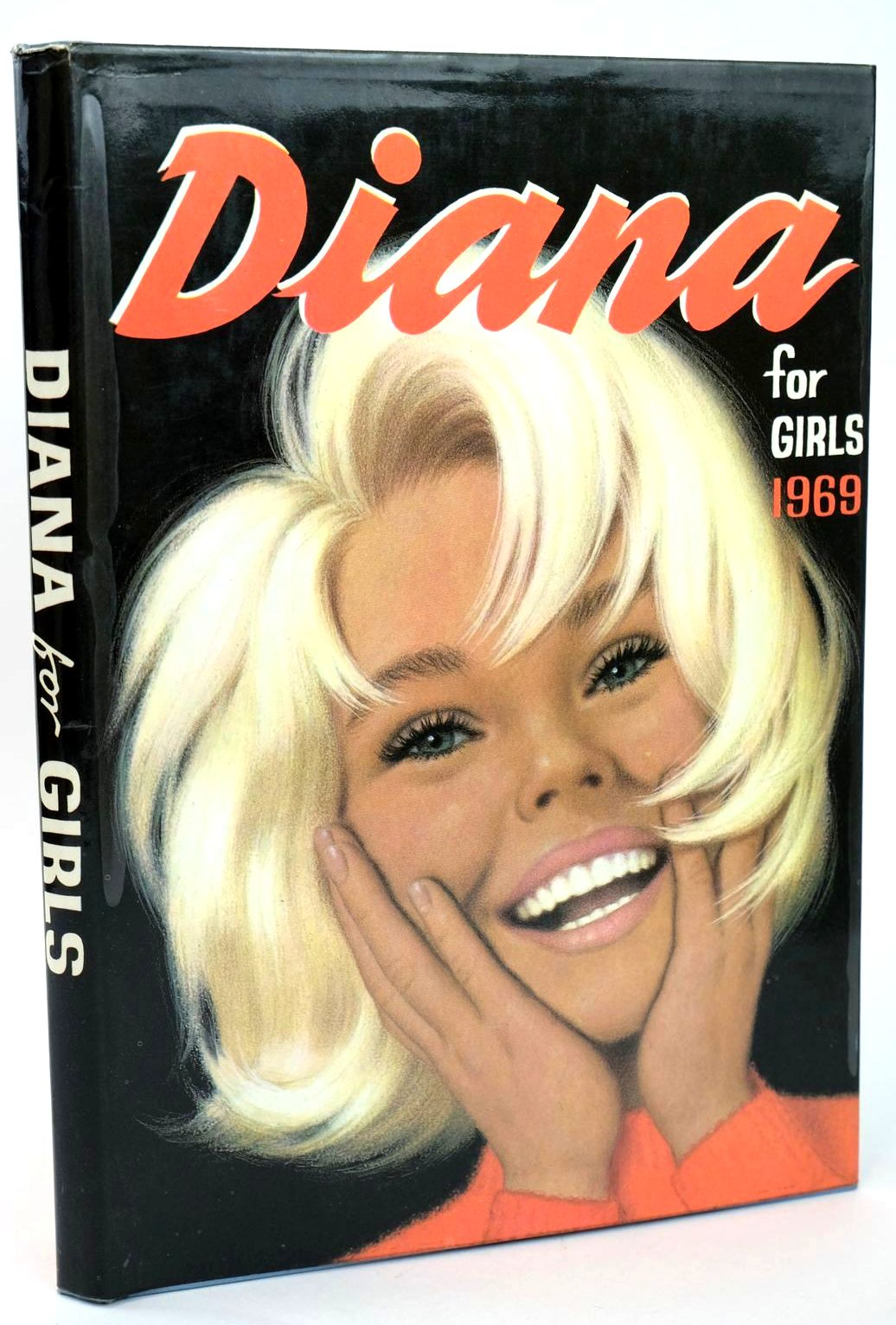Photo of DIANA FOR GIRLS 1969 published by D.C. Thomson & Co Ltd. (STOCK CODE: 1318533)  for sale by Stella & Rose's Books
