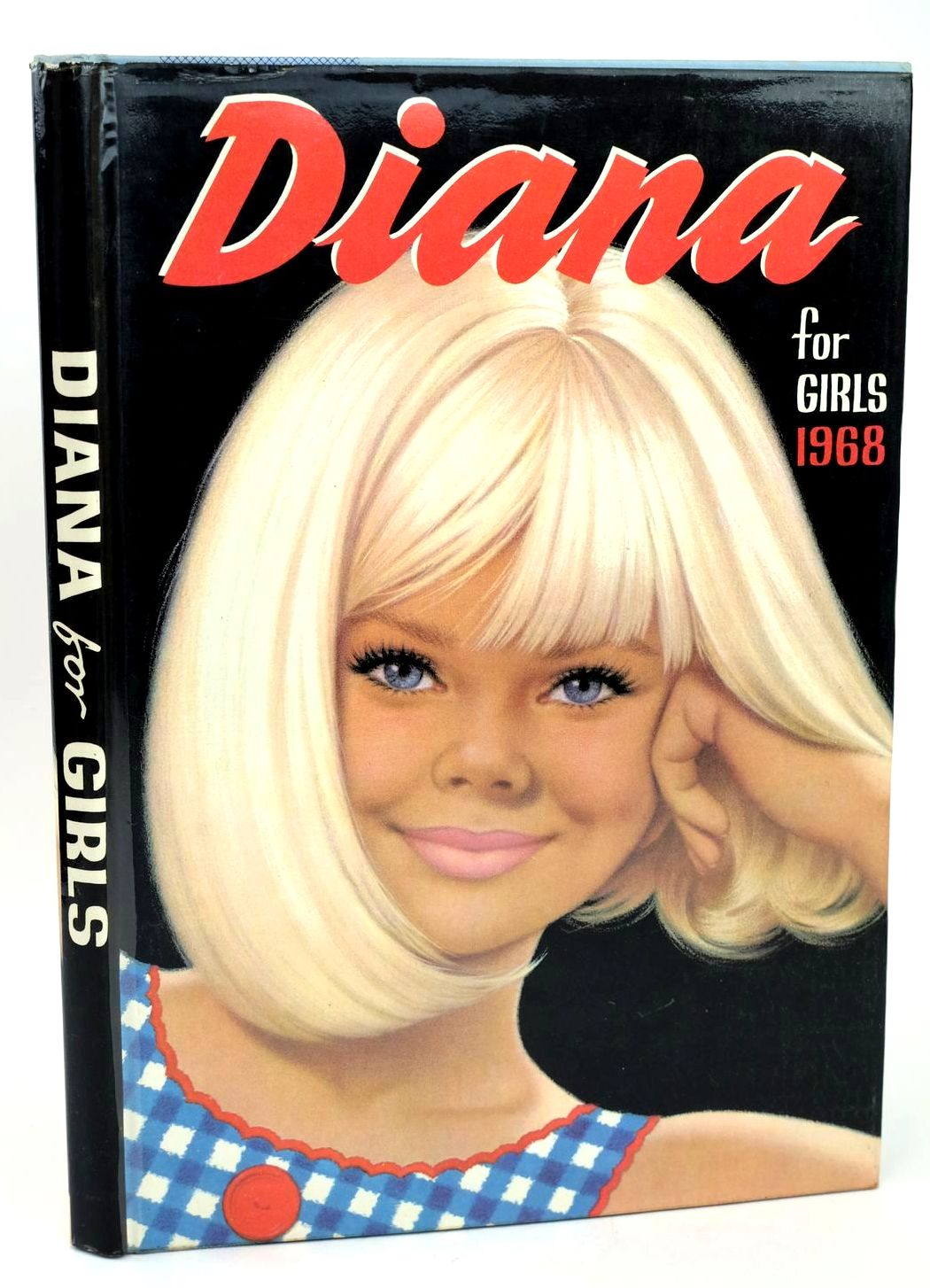 Photo of DIANA FOR GIRLS 1968 published by D.C. Thomson & Co Ltd. (STOCK CODE: 1318534)  for sale by Stella & Rose's Books