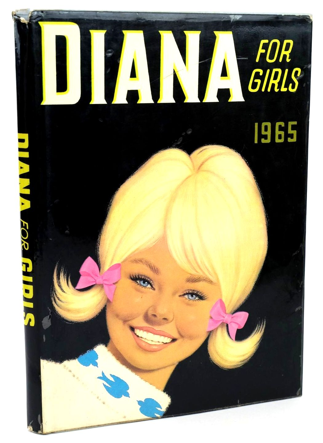 Photo of DIANA FOR GIRLS 1965 published by D.C. Thomson & Co Ltd. (STOCK CODE: 1318536)  for sale by Stella & Rose's Books