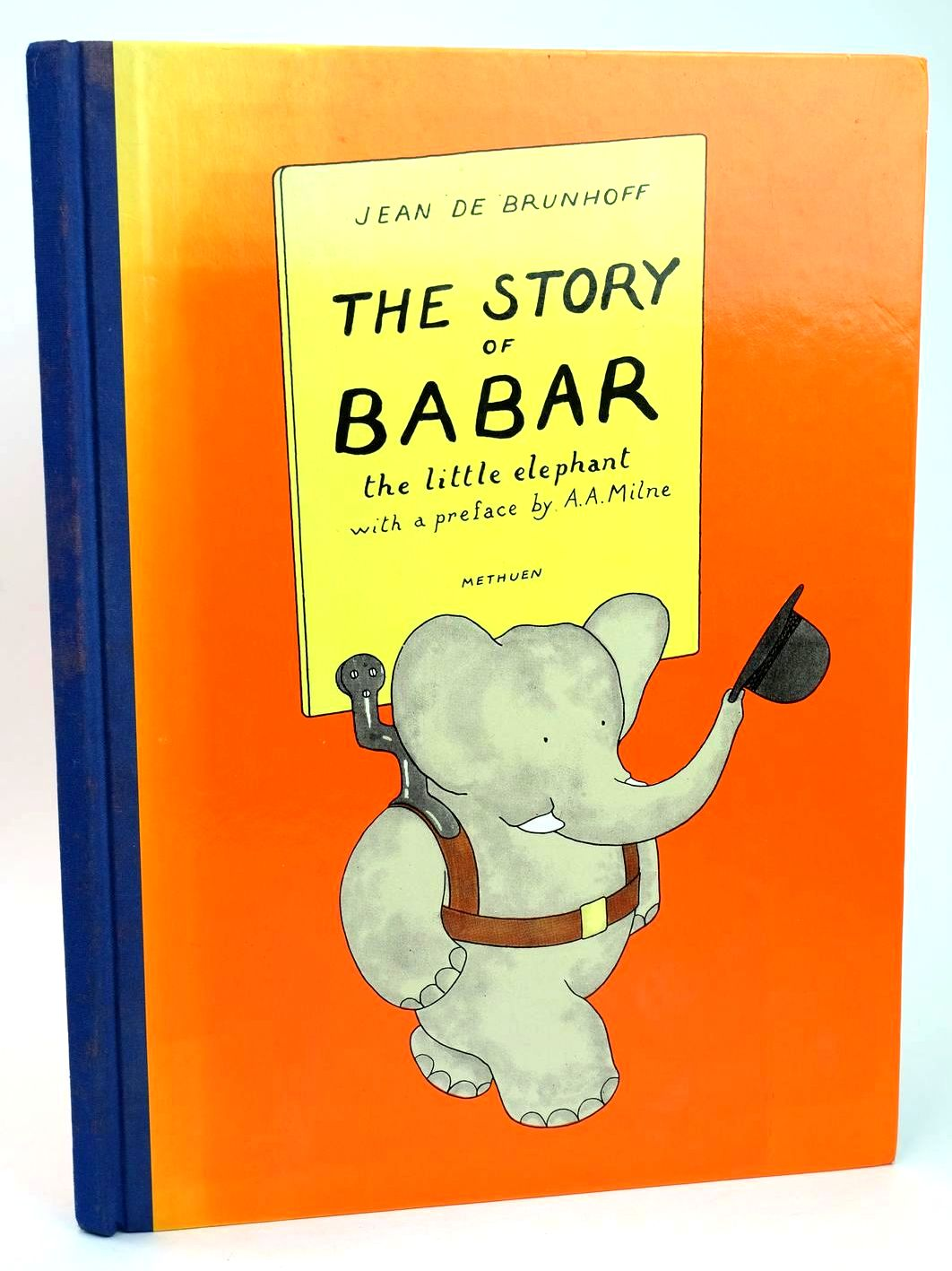 Photo of THE STORY OF BABAR THE LITTLE ELEPHANT- Stock Number: 1318542