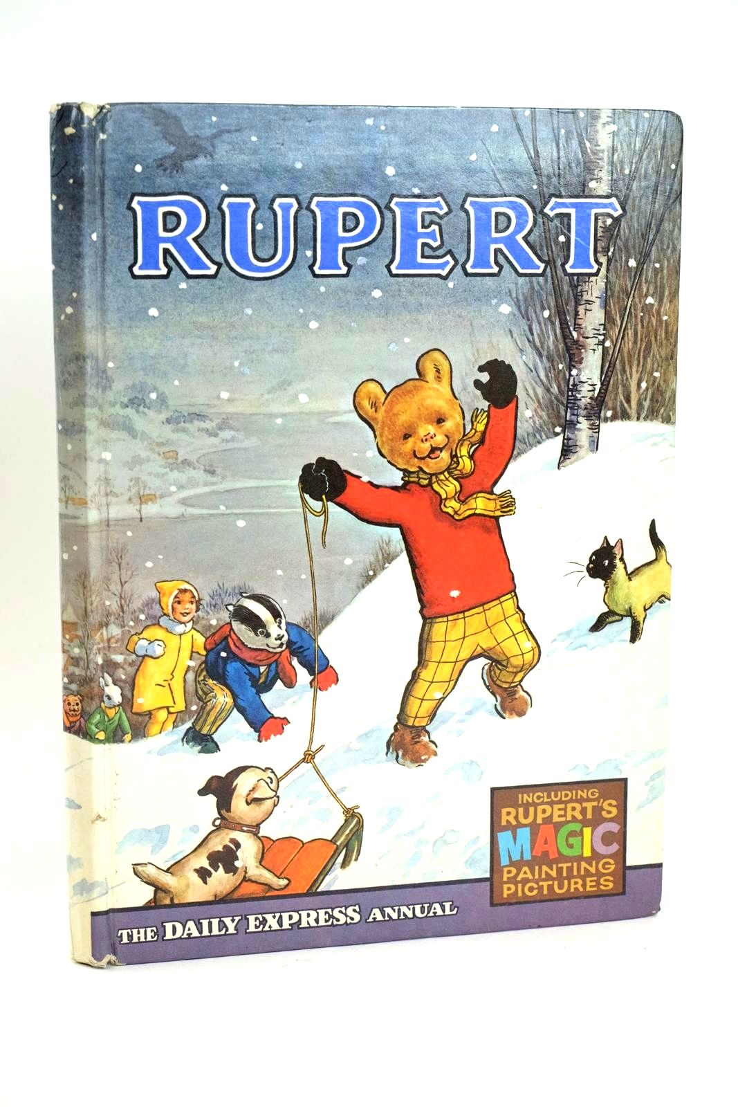 Photo of RUPERT ANNUAL 1967 written by Bestall, Alfred illustrated by Bestall, Alfred published by Daily Express (STOCK CODE: 1318543)  for sale by Stella & Rose's Books
