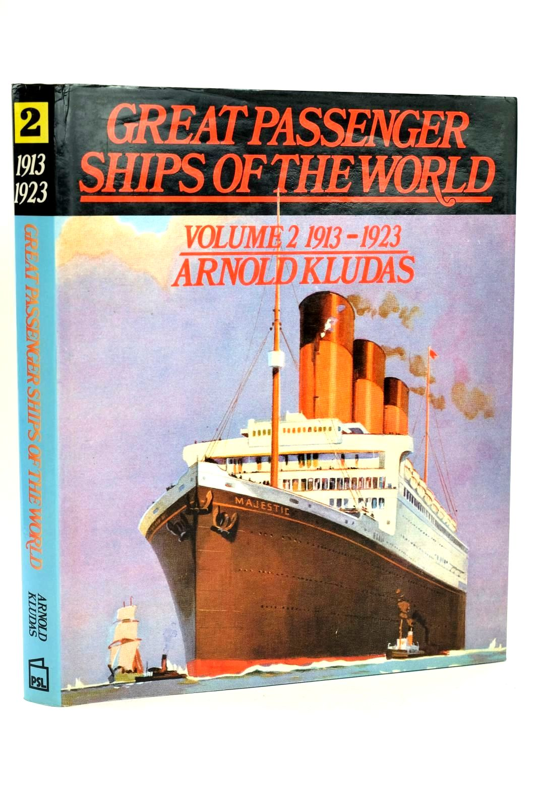 Photo of GREAT PASSENGER SHIPS OF THE WORLD VOLUME 2 1913-1923- Stock Number: 1318549