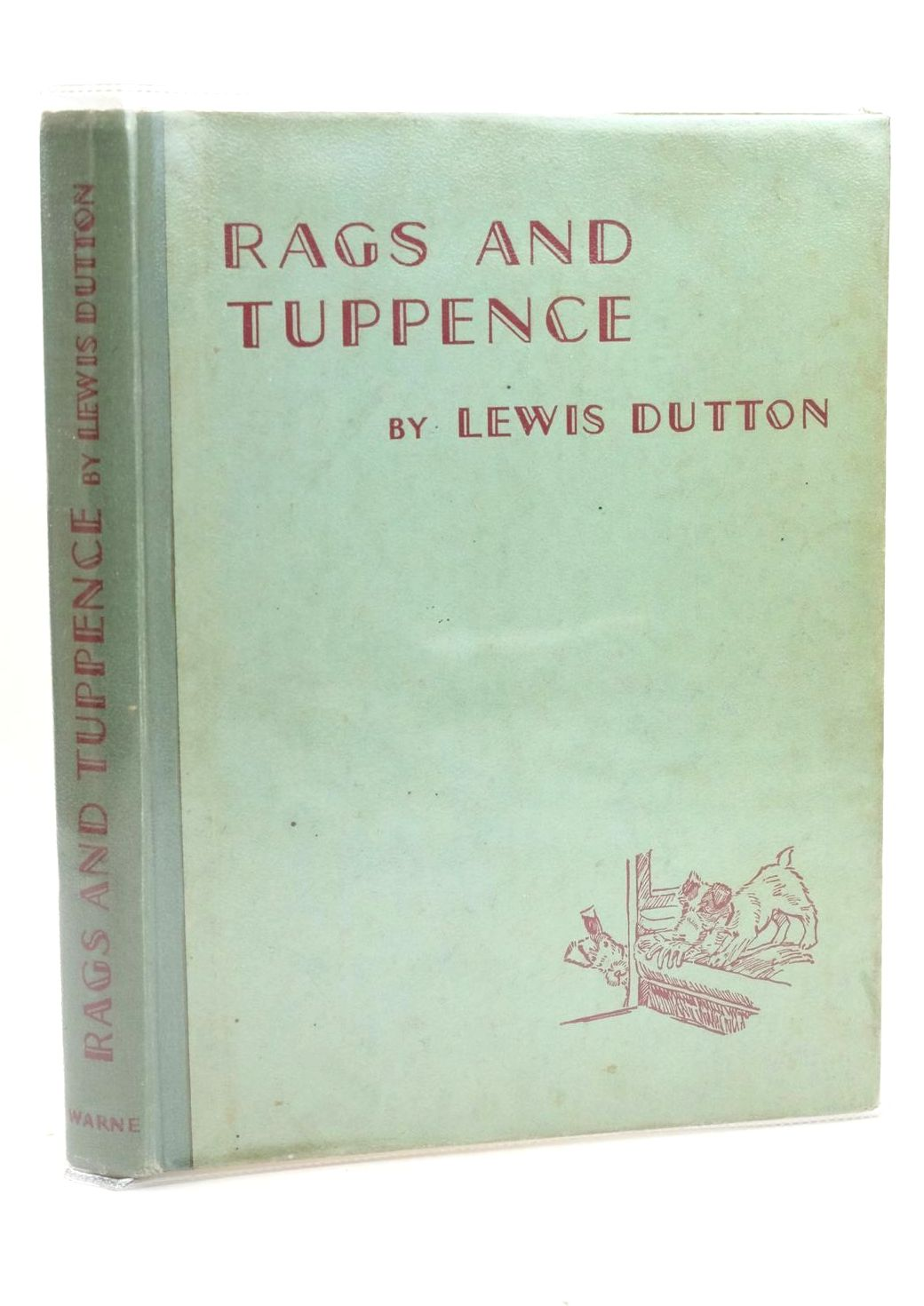 Photo of RAGS AND TUPPENCE written by Dutton, Lewis illustrated by Norfield, Edgar published by Frederick Warne & Co Ltd. (STOCK CODE: 1318558)  for sale by Stella & Rose's Books