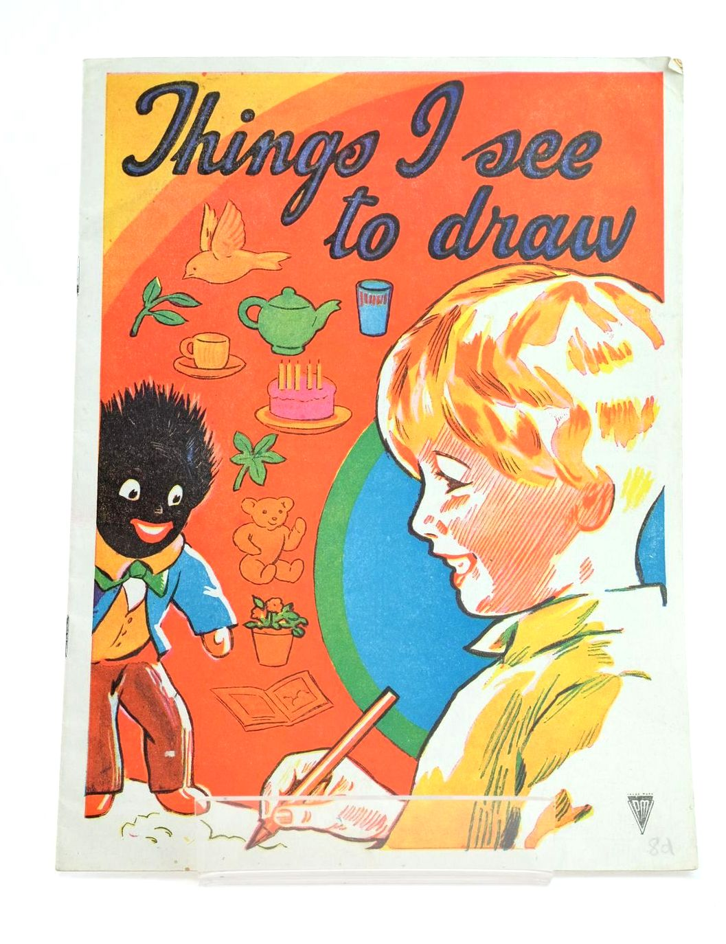 Photo of THINGS I SEE TO DRAW- Stock Number: 1318562