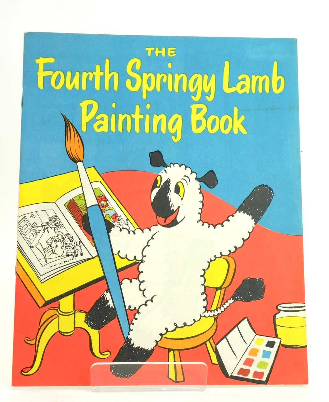 Photo of THE FOURTH SPRINGY LAMB PAINTING BOOK published by Blackwood Morton & Sons Ltd (STOCK CODE: 1318565)  for sale by Stella & Rose's Books