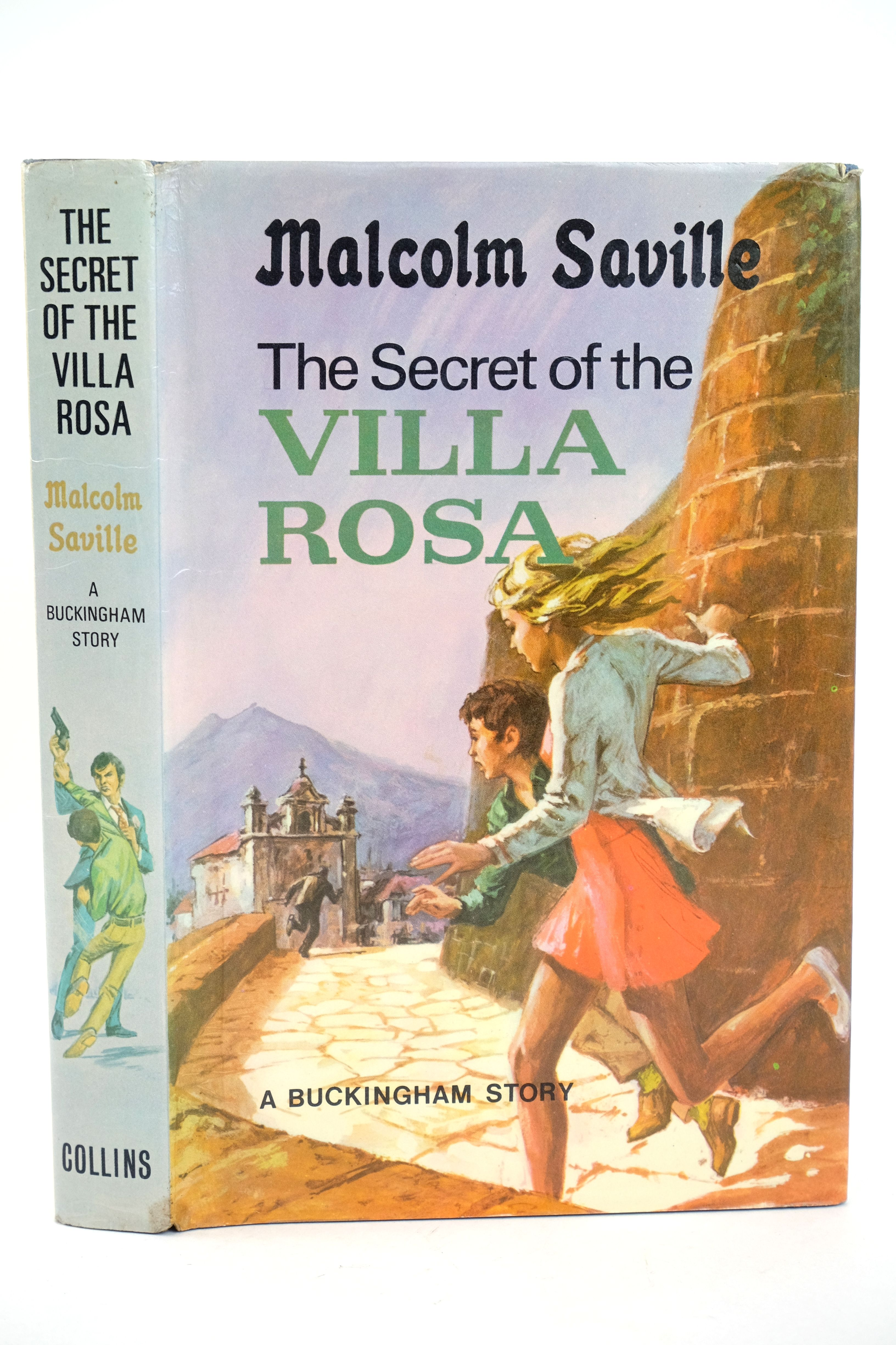 Photo of THE SECRET OF THE VILLA ROSA- Stock Number: 1318578