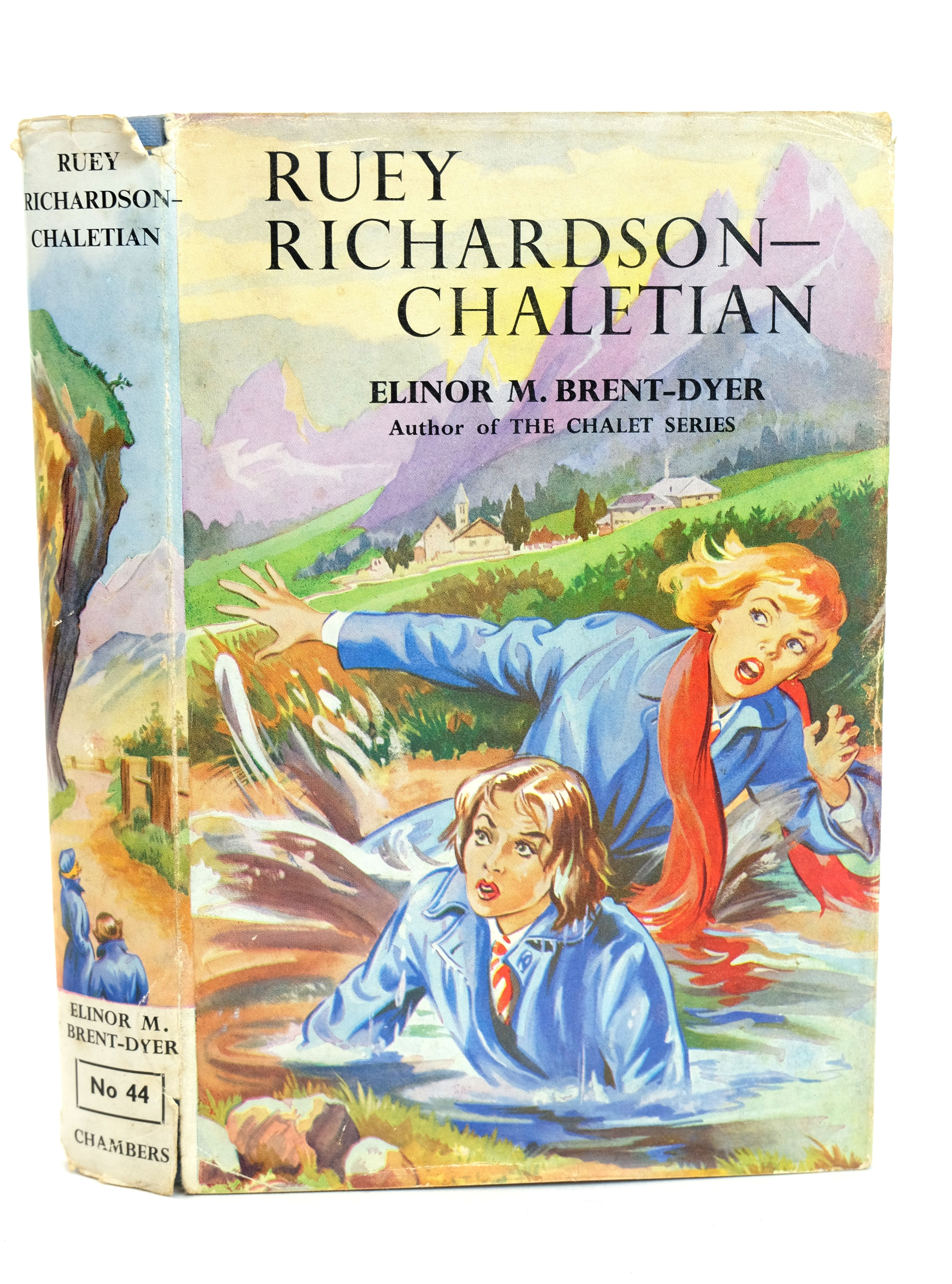 Photo of RUEY RICHARDSON - CHALETIAN- Stock Number: 1318582