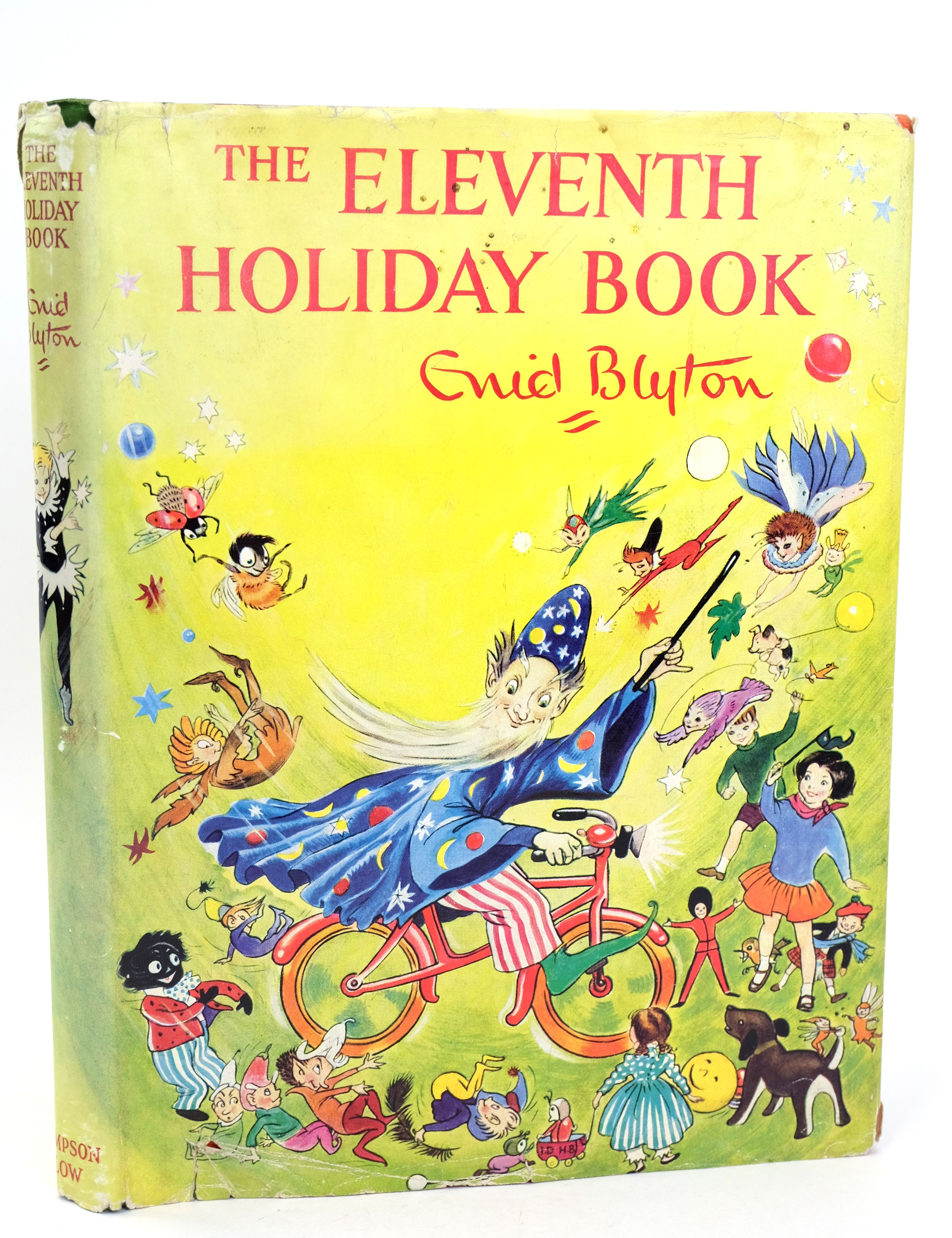 Photo of THE ELEVENTH HOLIDAY BOOK- Stock Number: 1318583