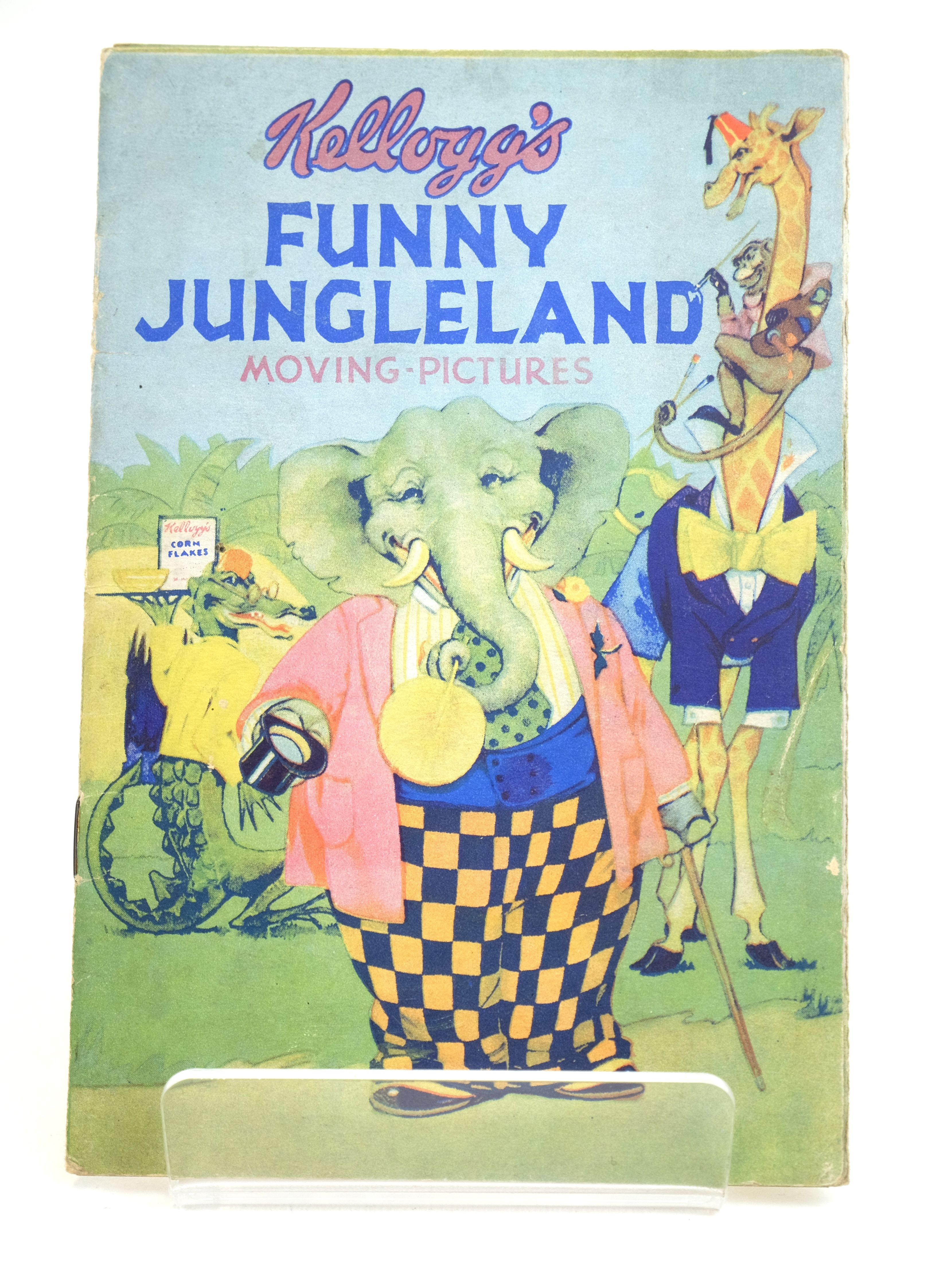 Photo of KELLOGG'S FUNNY JUNGLELAND MOVING PICTURES- Stock Number: 1318587