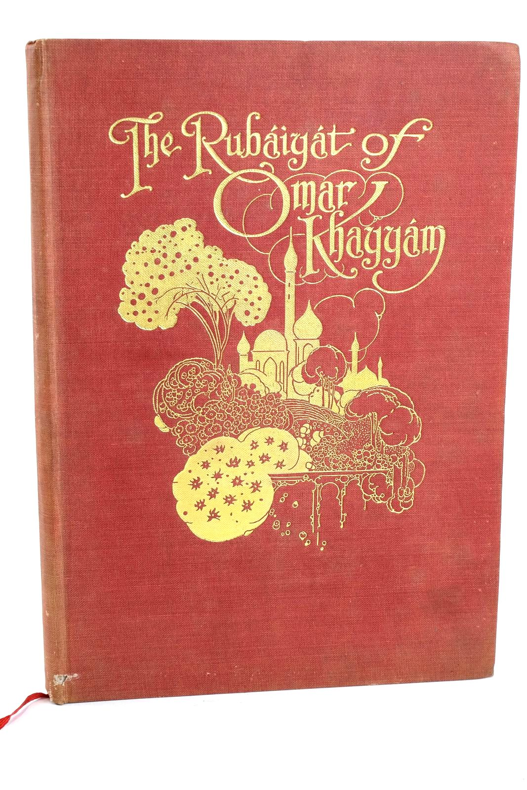 Photo of THE RUBAIYAT OF OMAR KHAYYAM- Stock Number: 1318593