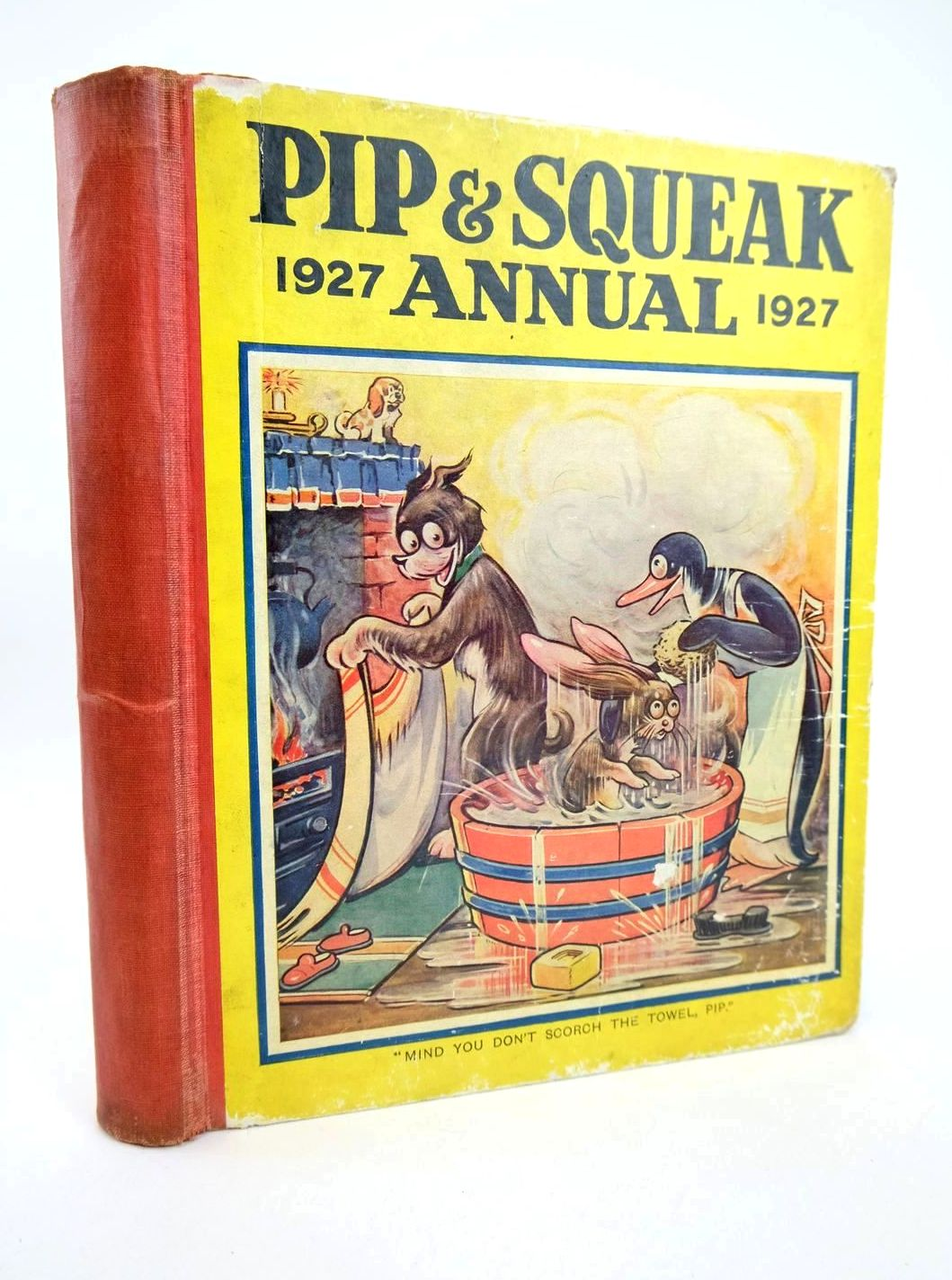 Photo of PIP & SQUEAK ANNUAL 1927- Stock Number: 1318623