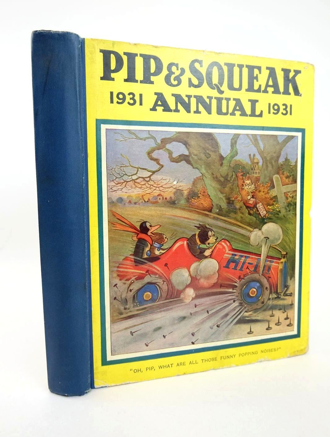 Photo of PIP & SQUEAK ANNUAL 1931- Stock Number: 1318624