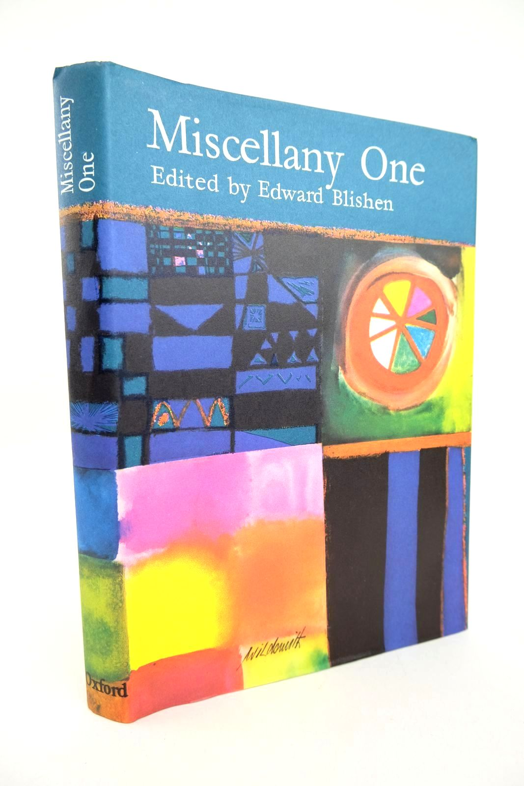 Photo of MISCELLANY ONE written by Blishen, Edward illustrated by Wildsmith, Brian<br />Keeping, Charles<br />et al.,  published by Oxford University Press (STOCK CODE: 1318626)  for sale by Stella & Rose's Books