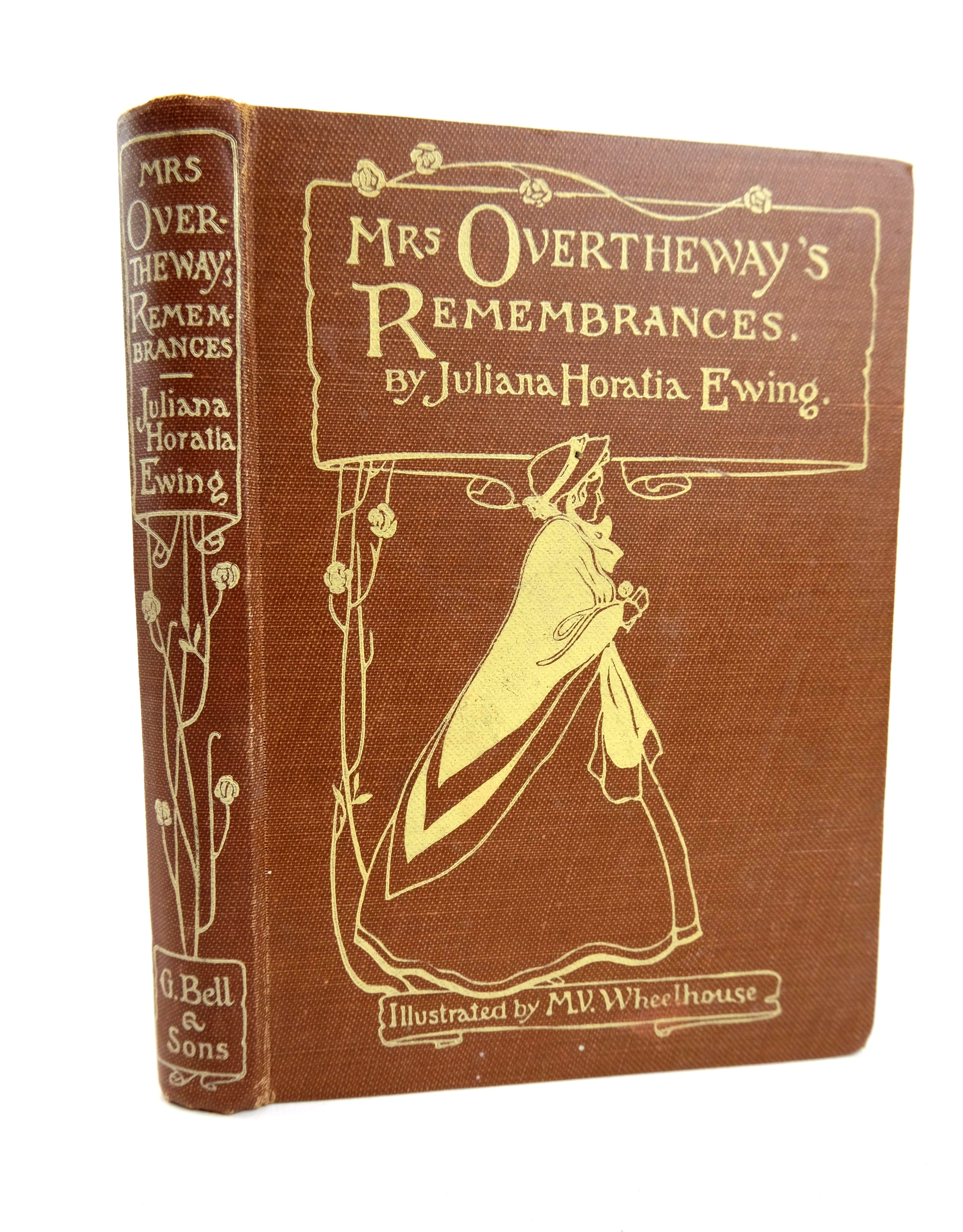 Photo of MRS OVERTHEWAY'S REMEMBRANCES- Stock Number: 1318633