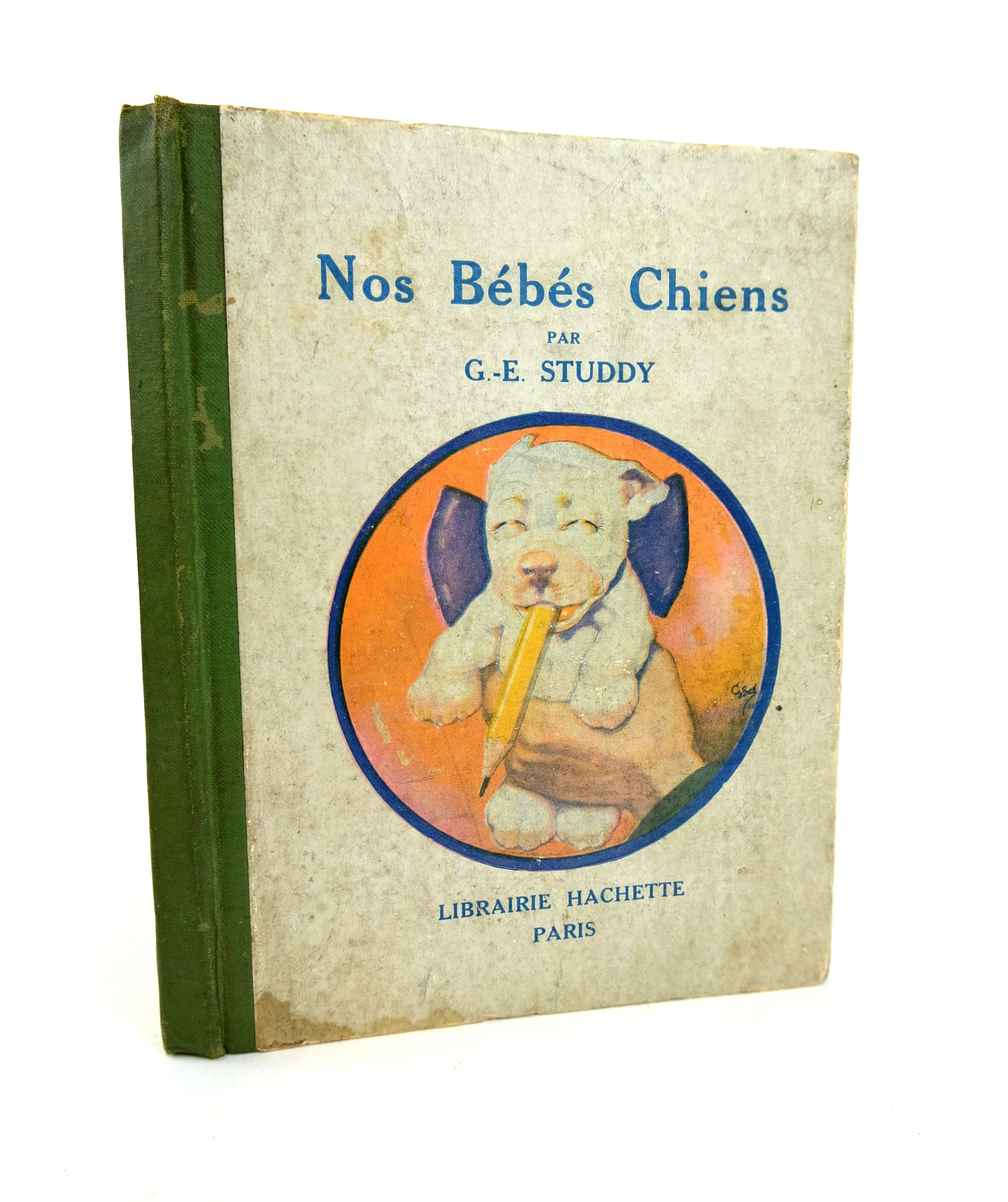 Photo of NOS BEBES CHIENS- Stock Number: 1318634