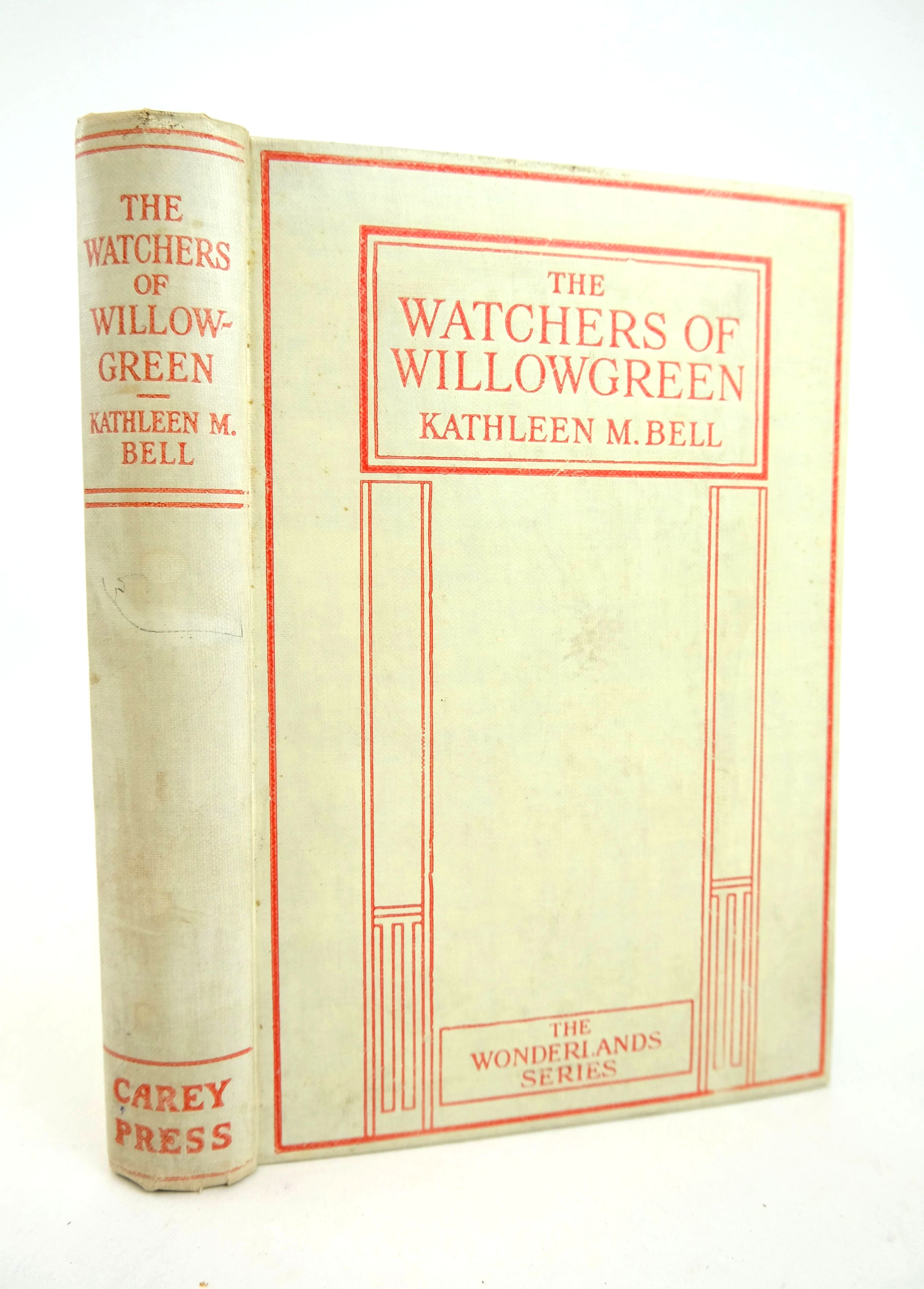 Photo of THE WATCHERS OF WILLOWGREEN- Stock Number: 1318637