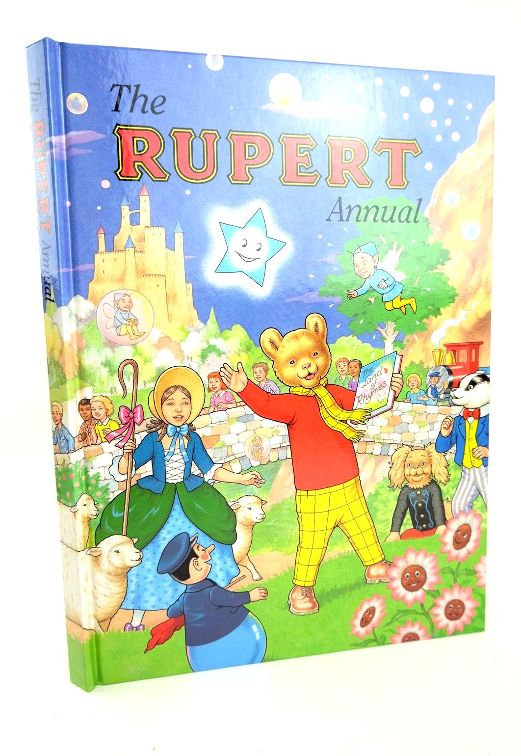 Photo of RUPERT ANNUAL 1996 written by Robinson, Ian illustrated by Harrold, John Hart, Gina published by Pedigree Books Limited (STOCK CODE: 1318645)  for sale by Stella & Rose's Books