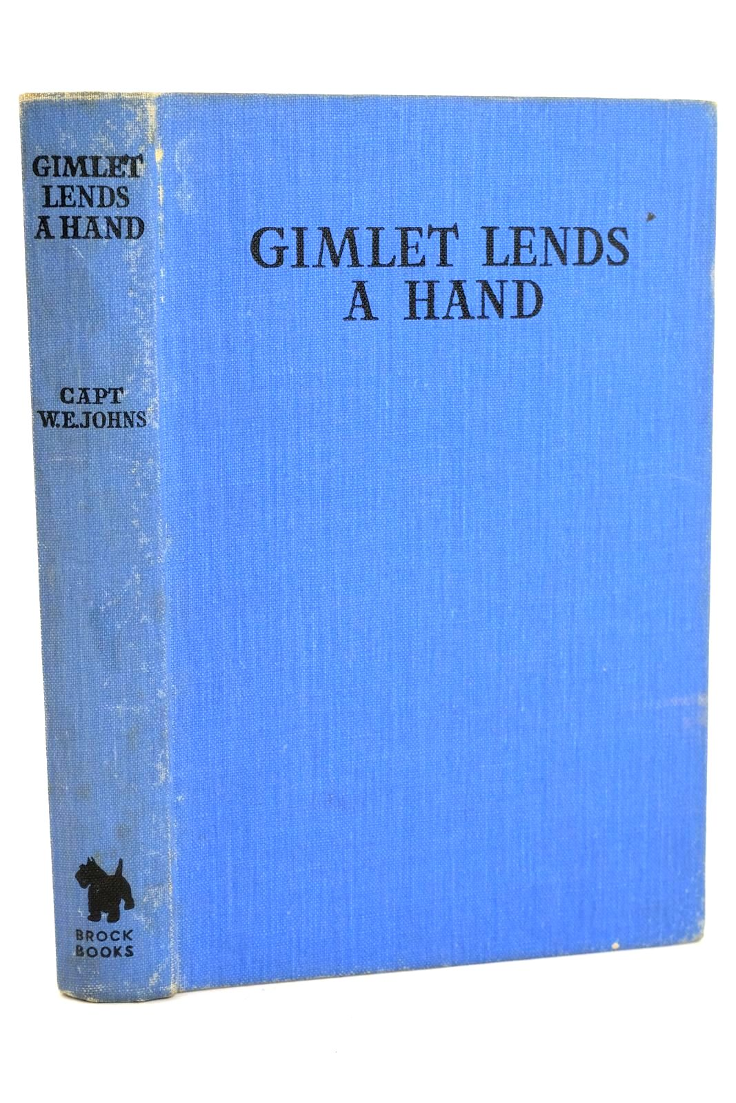 Photo of GIMLET LENDS A HAND- Stock Number: 1318650