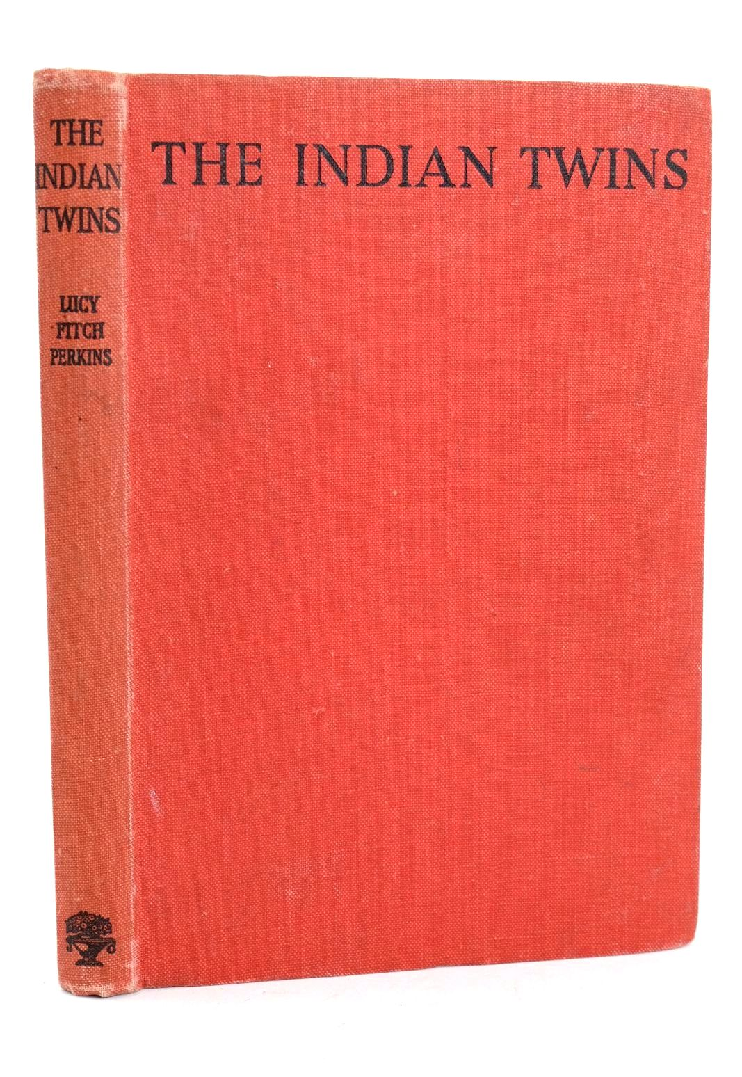 Photo of THE INDIAN TWINS written by Perkins, Lucy Fitch illustrated by Perkins, Lucy Fitch published by Jonathan Cape (STOCK CODE: 1318656)  for sale by Stella & Rose's Books