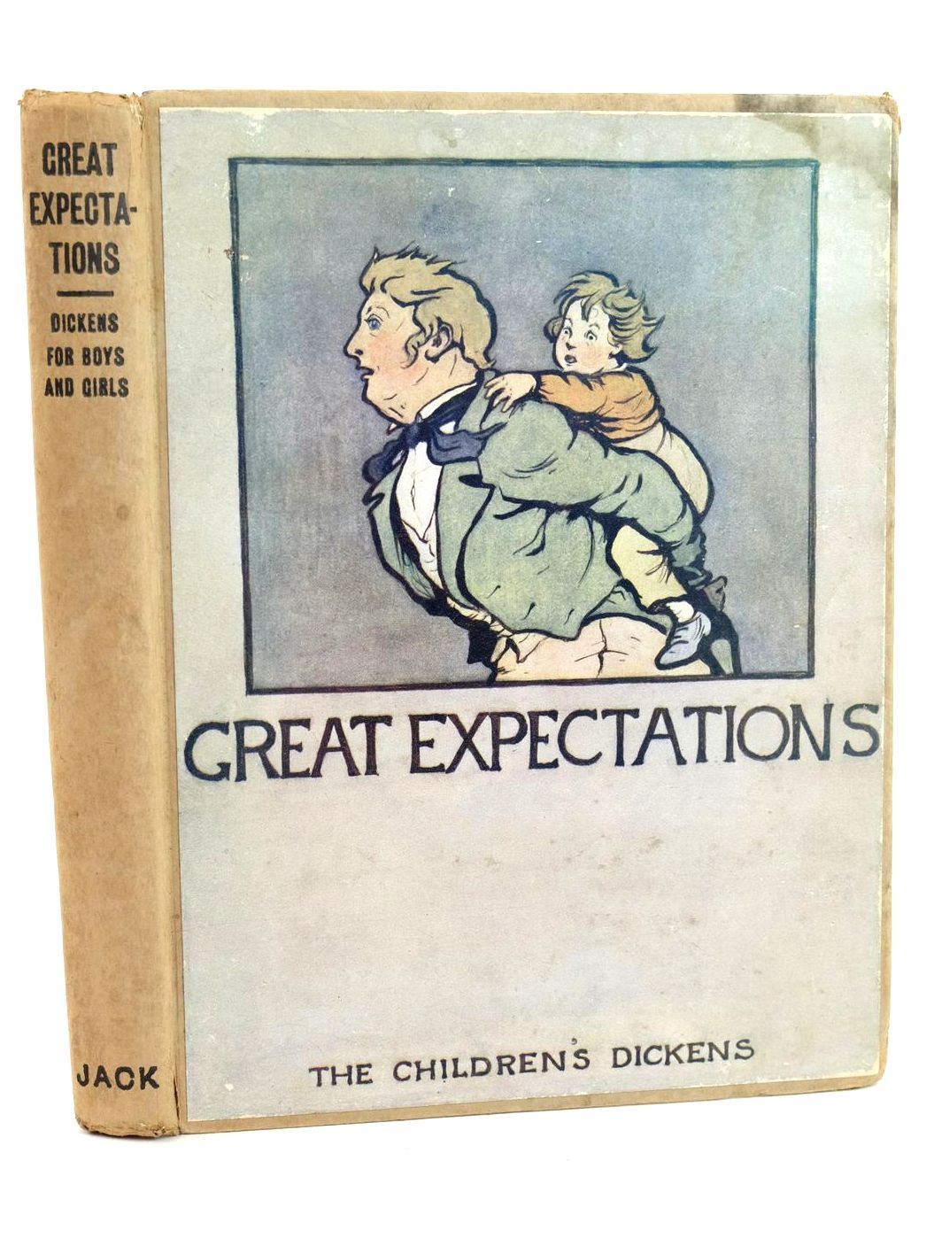 Photo of GREAT EXPECTATIONS- Stock Number: 1318657