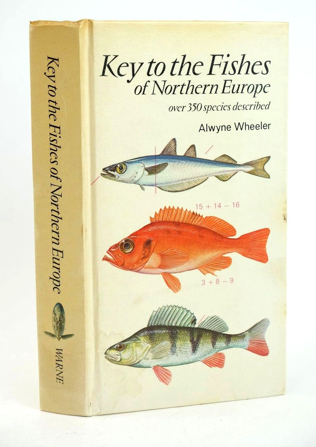 Photo of KEY TO THE FISHES OF NORTHERN EUROPE- Stock Number: 1318661