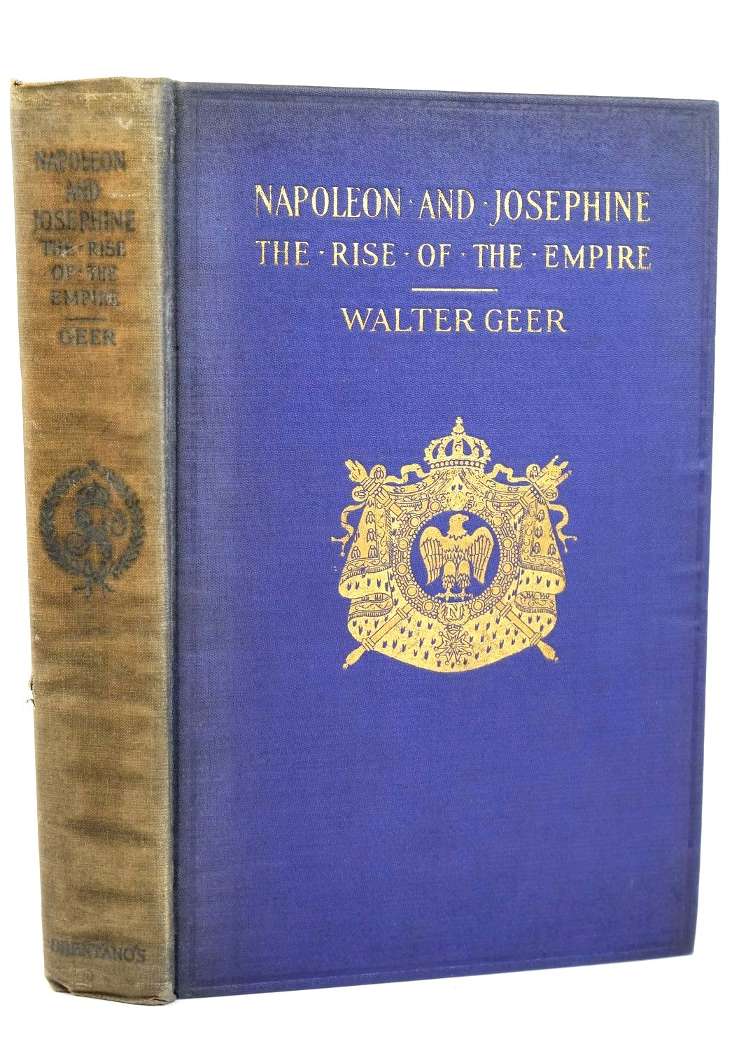 Photo of NAPOLEON AND JOSEPHINE THE RISE OF THE EMPIRE- Stock Number: 1318663