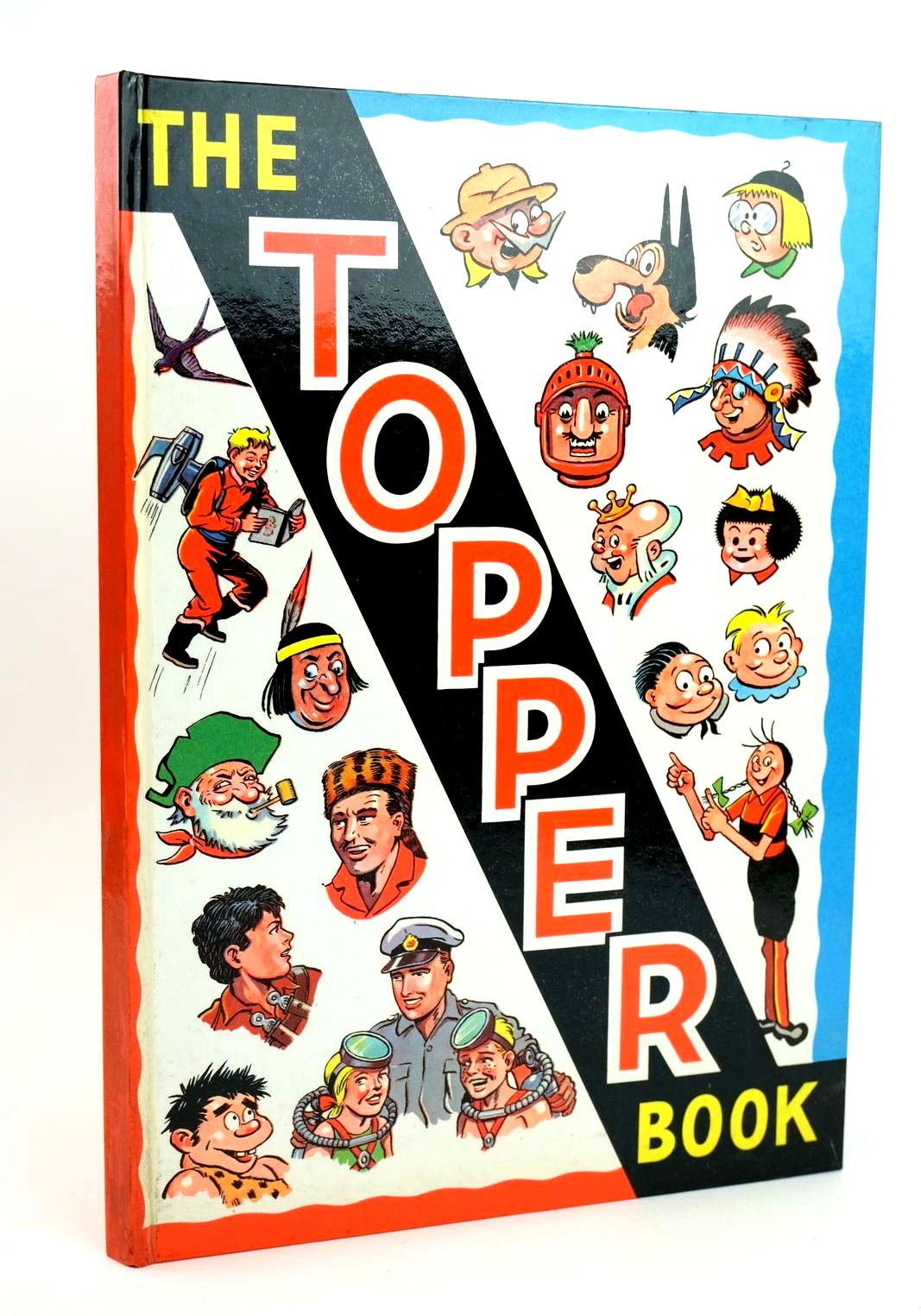 Photo of THE TOPPER BOOK 1960- Stock Number: 1318670