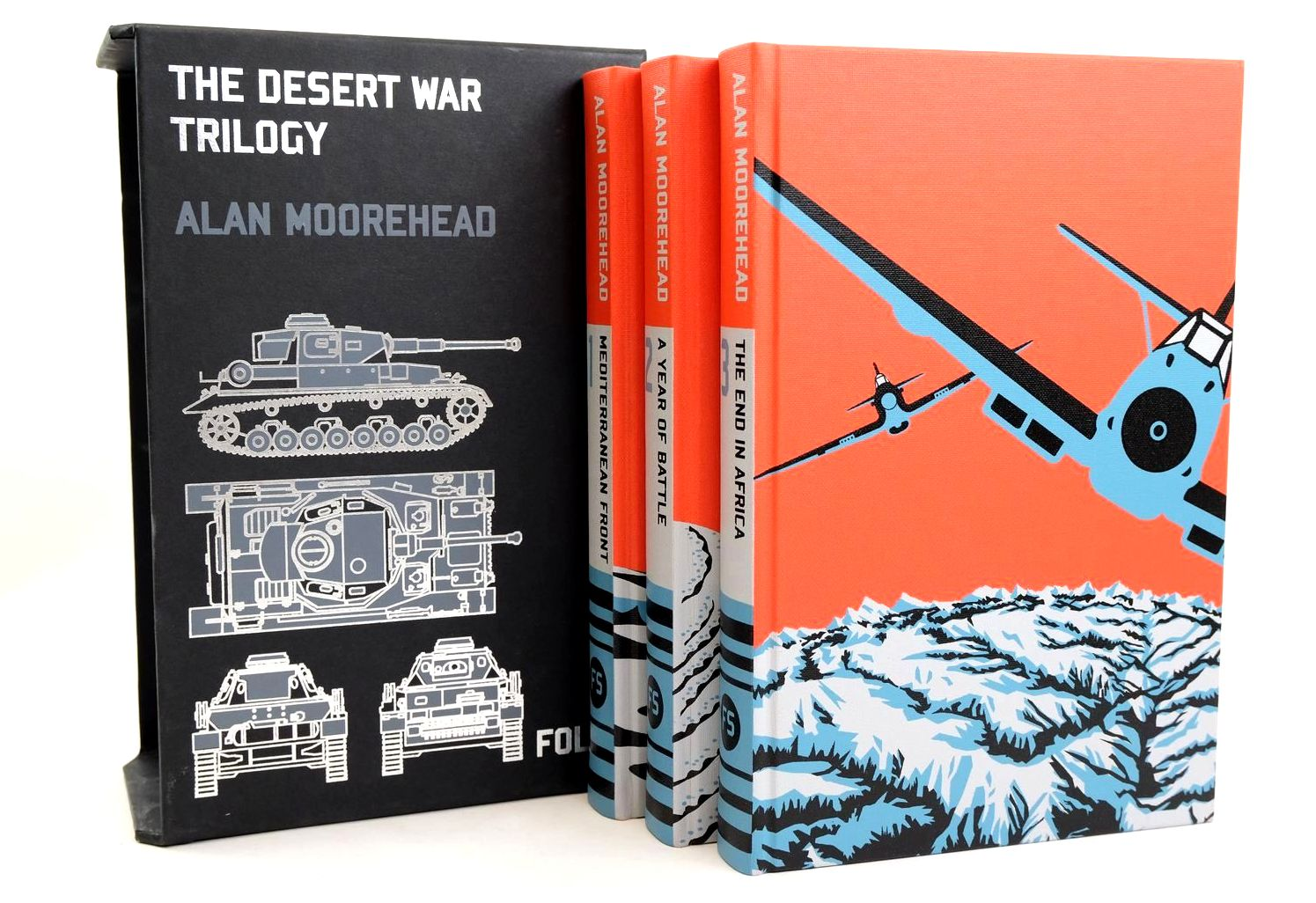 Photo of THE DESERT WAR TRILOGY (3 VOLUMES)- Stock Number: 1318672