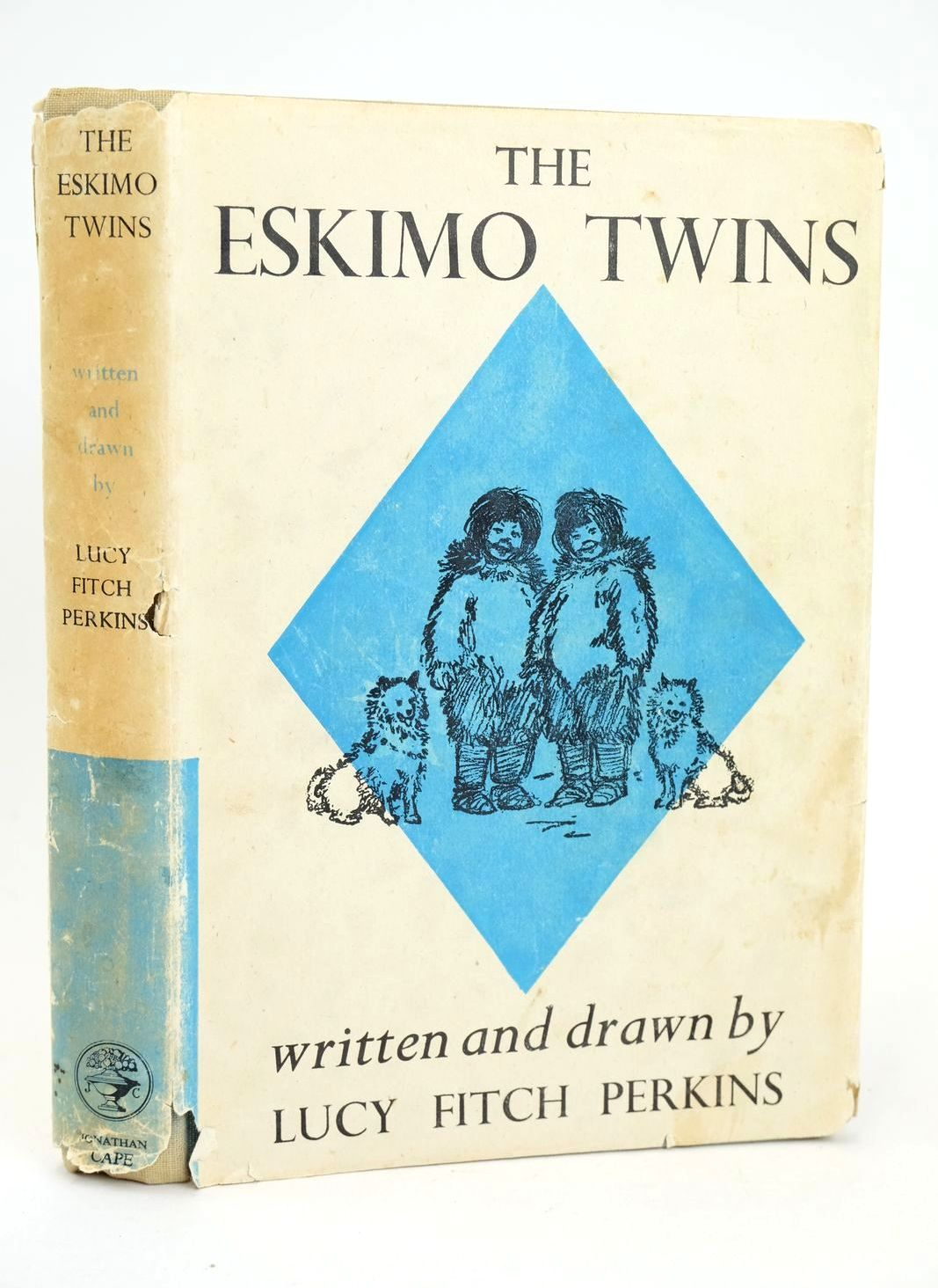 Photo of THE ESKIMO TWINS written by Perkins, Lucy Fitch illustrated by Perkins, Lucy Fitch published by Jonathan Cape (STOCK CODE: 1318682)  for sale by Stella & Rose's Books