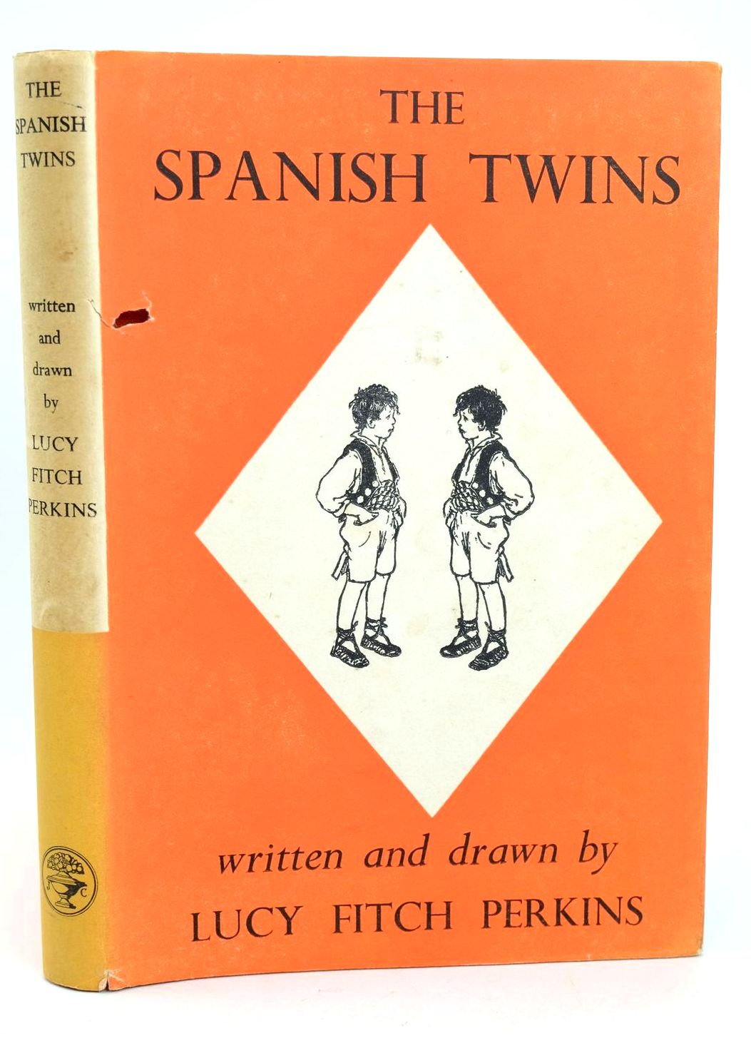 Photo of THE SPANISH TWINS- Stock Number: 1318683