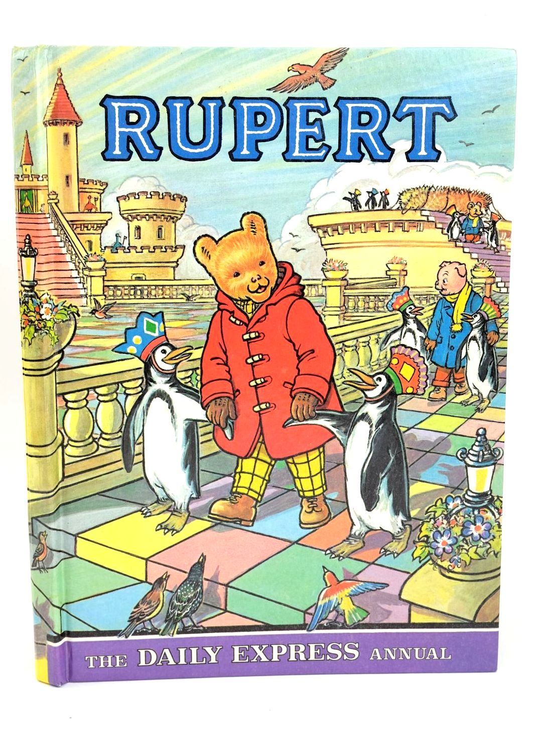 Photo of RUPERT ANNUAL 1977 illustrated by Cubie, Alex published by Daily Express (STOCK CODE: 1318686)  for sale by Stella & Rose's Books