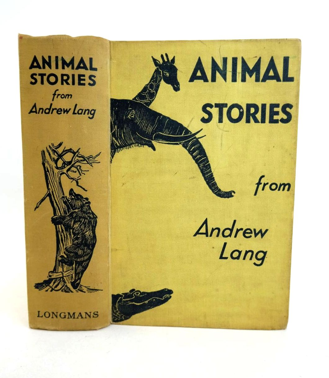 Photo of ANIMAL STORIES FROM ANDREW LANG- Stock Number: 1318729