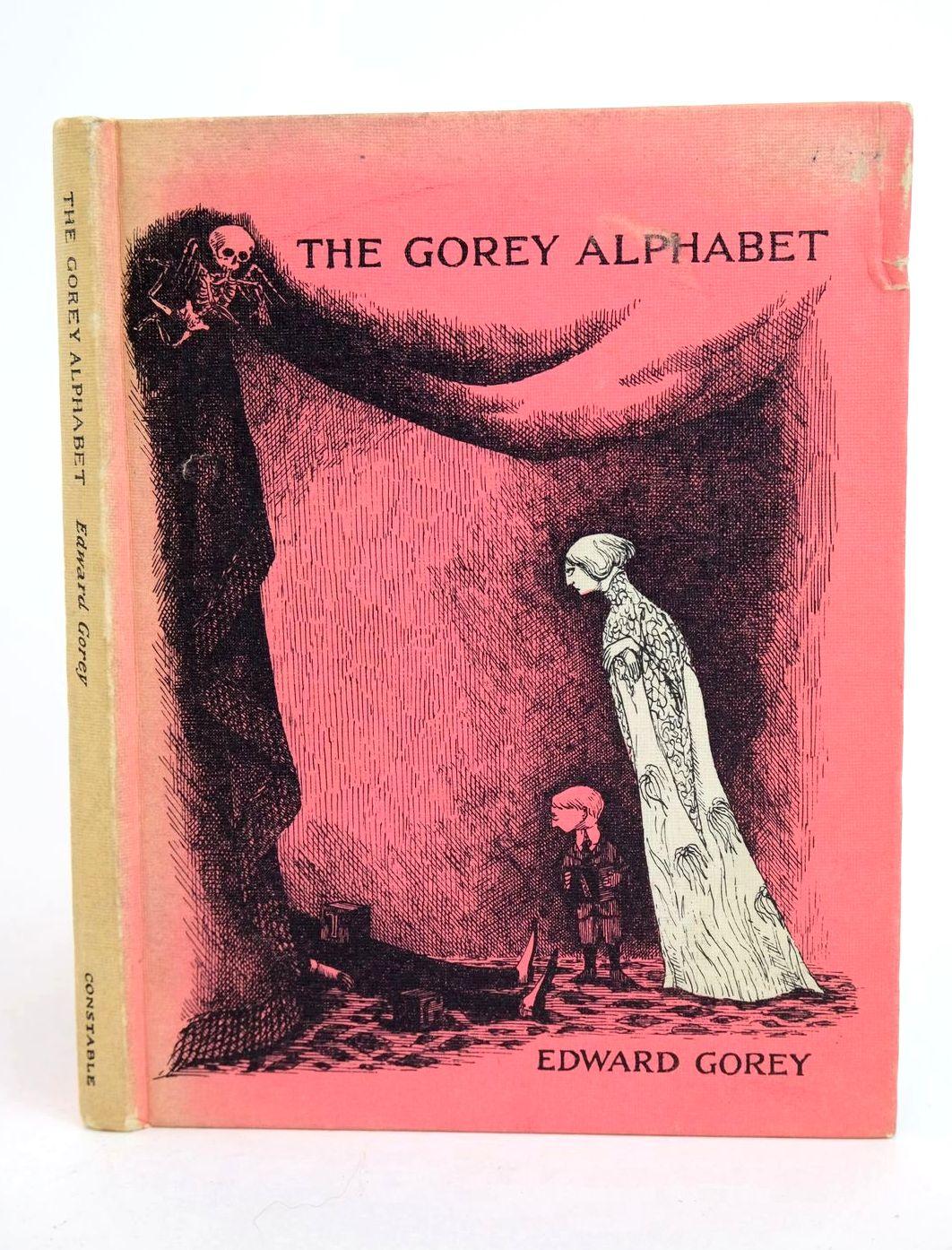Photo of THE GOREY ALPHABET- Stock Number: 1318736