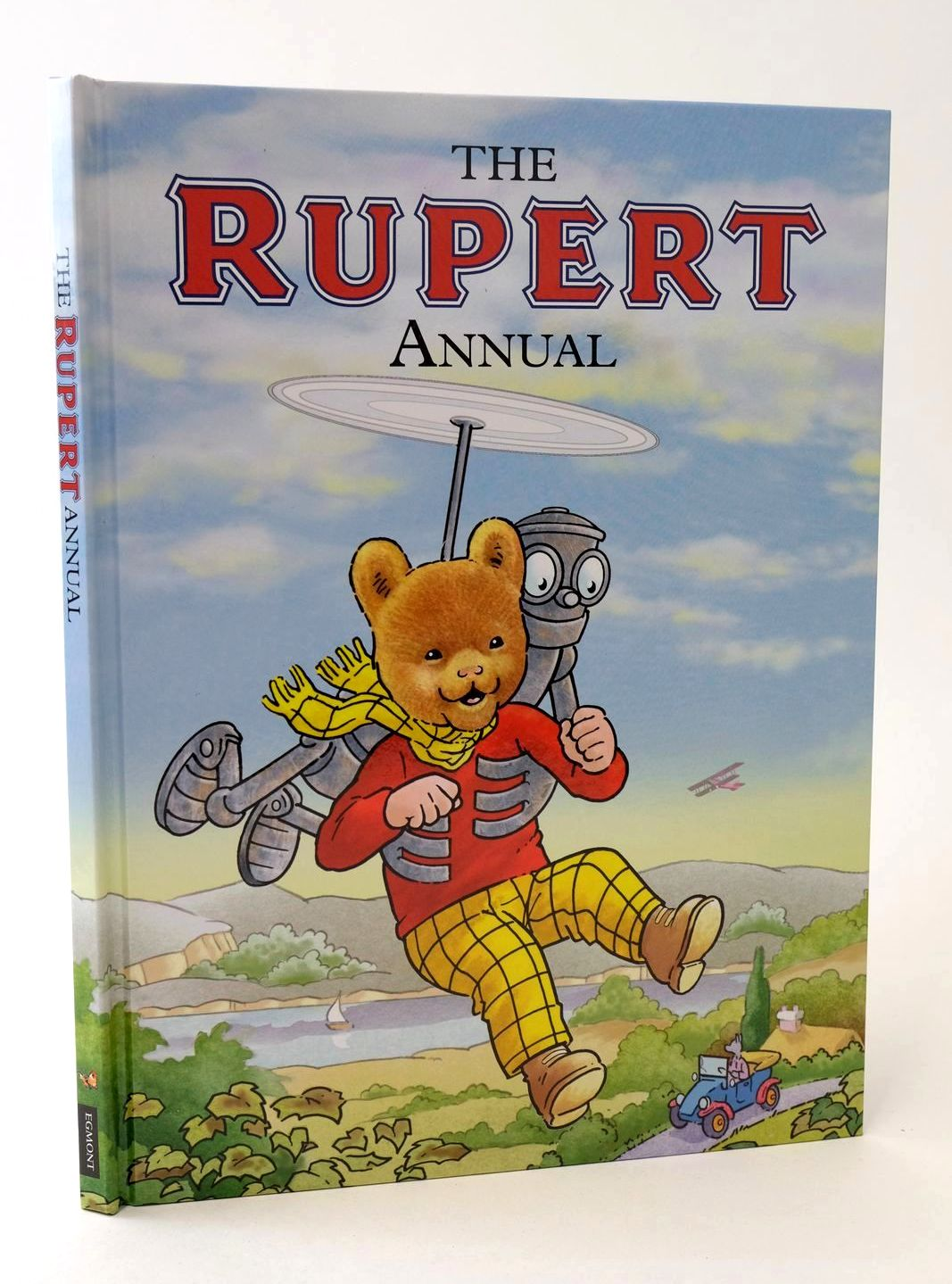 Photo of RUPERT ANNUAL 2011- Stock Number: 1318746