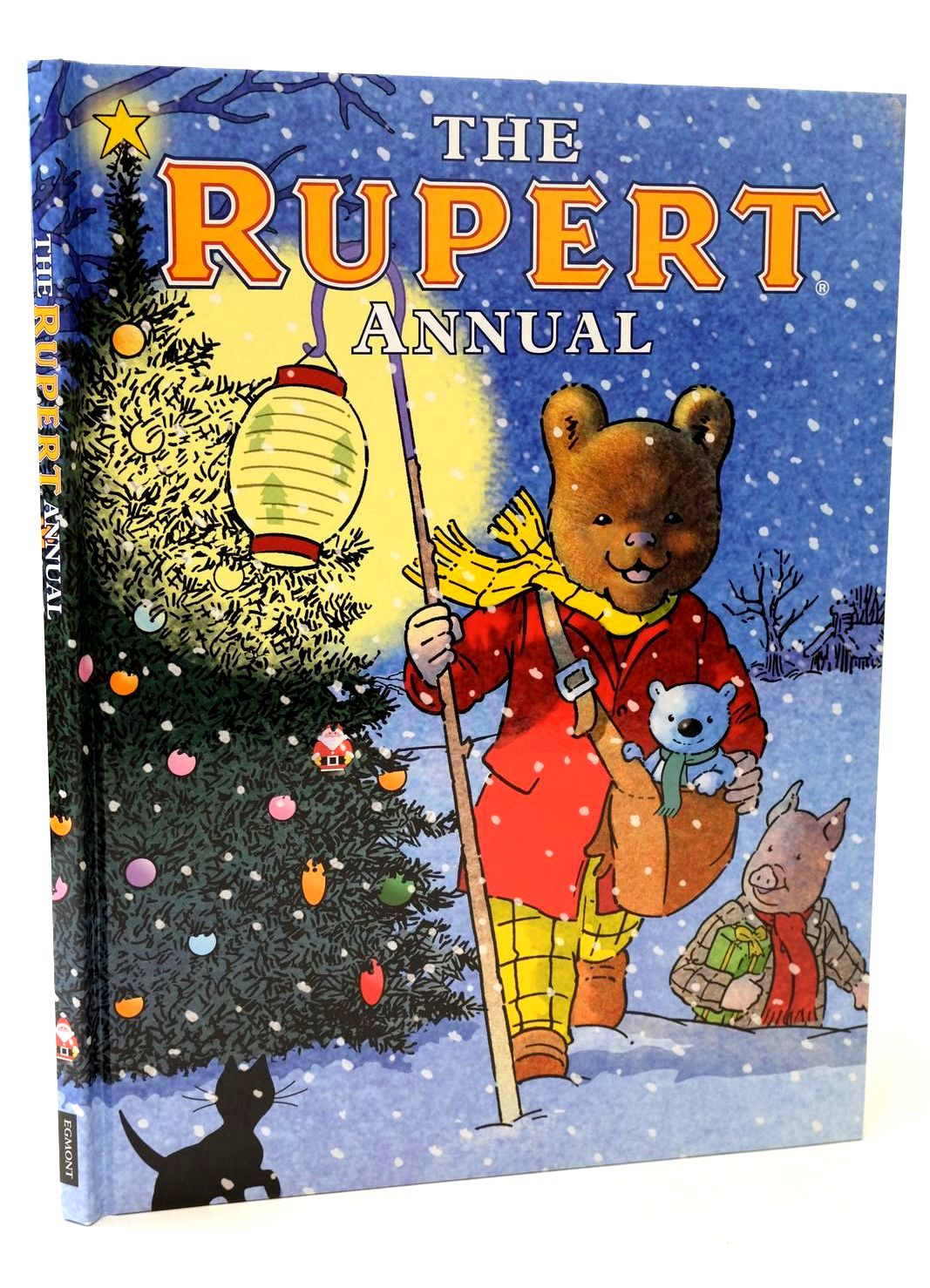 Photo of RUPERT ANNUAL 2014 written by Trotter, Stuart illustrated by Trotter, Stuart Cubie, Alex Harrold, John published by Egmont Uk Limited (STOCK CODE: 1318748)  for sale by Stella & Rose's Books