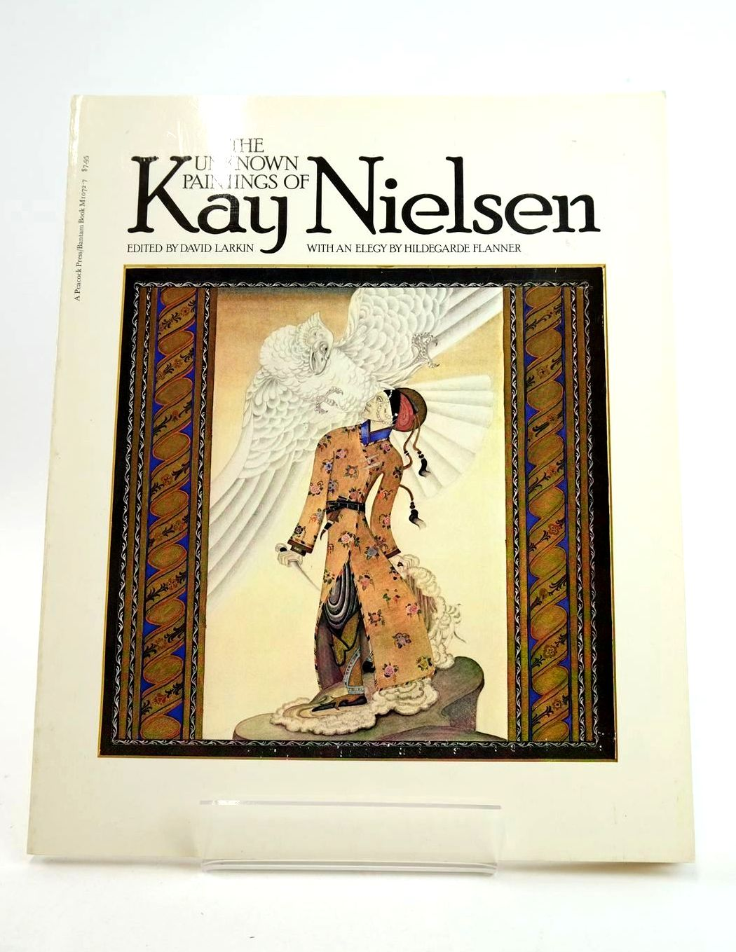 Photo of THE UNKNOWN PAINTINGS OF KAY NIELSEN written by Larkin, David Flanner, Hildegarde illustrated by Nielsen, Kay published by Peacock Press (STOCK CODE: 1318760)  for sale by Stella & Rose's Books