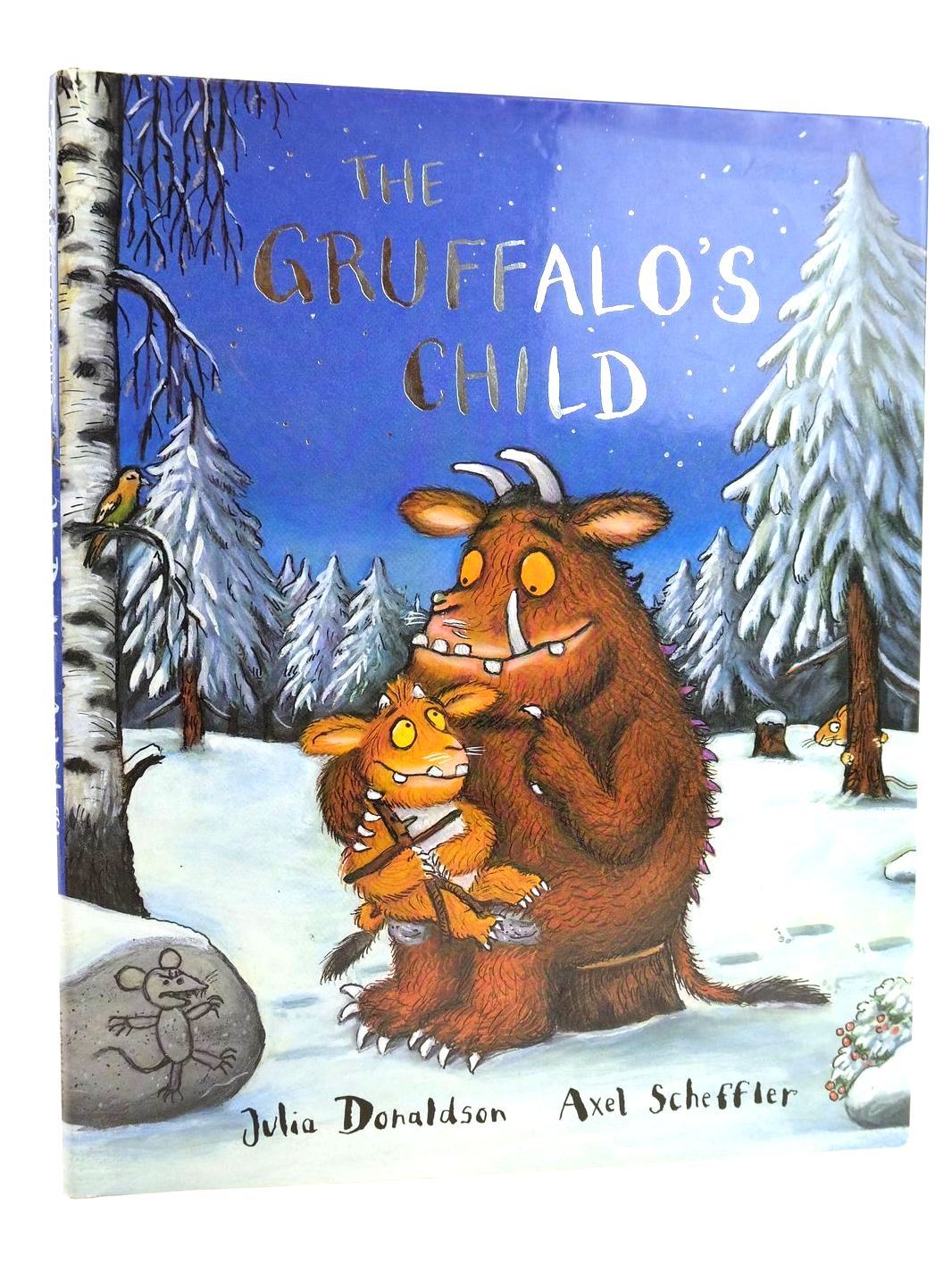 Photo of THE GRUFFALO'S CHILD written by Donaldson, Julia illustrated by Scheffler, Axel published by Macmillan Children's Books (STOCK CODE: 1318761)  for sale by Stella & Rose's Books