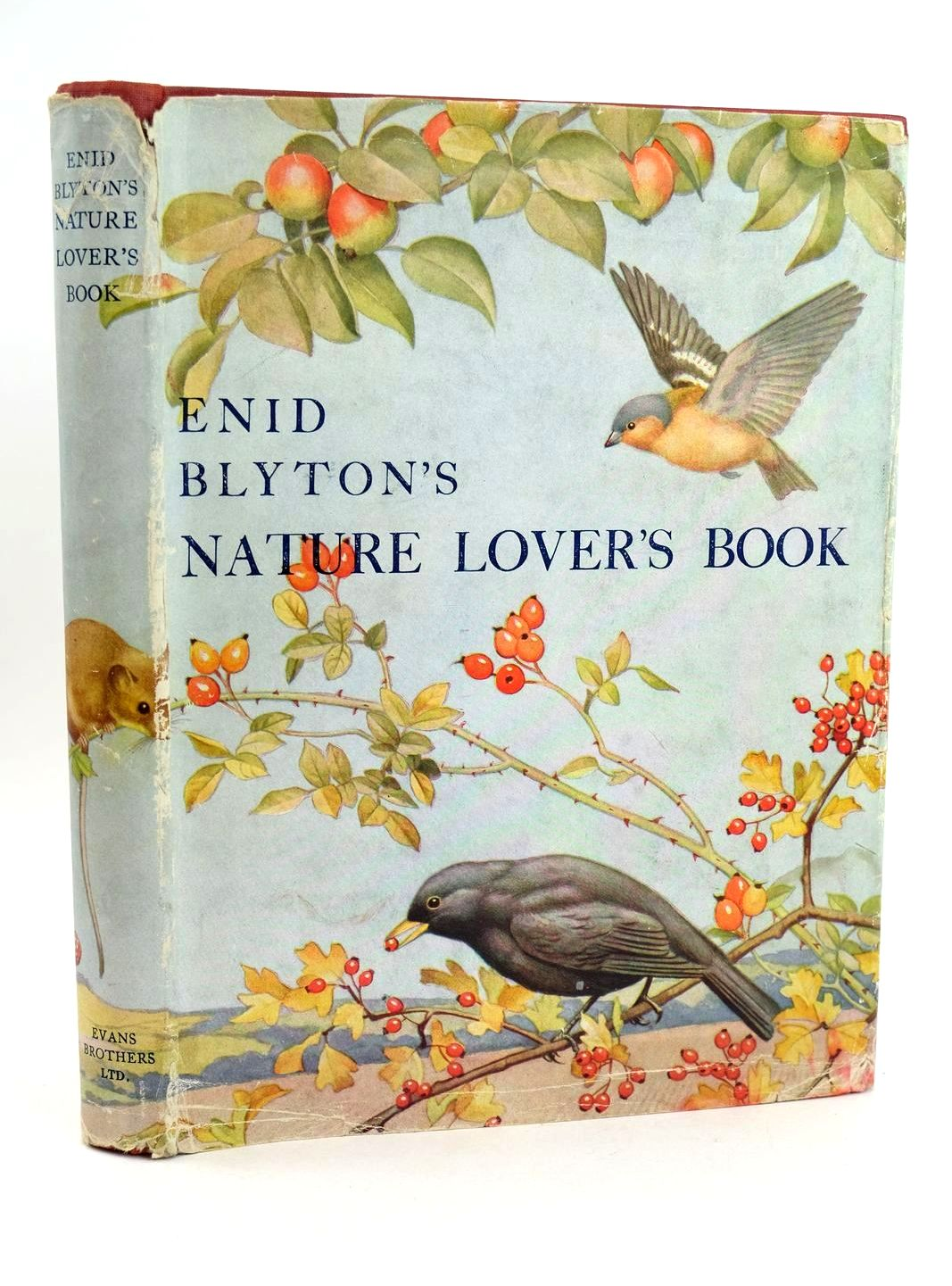 Photo of ENID BLYTON'S NATURE LOVER'S BOOK- Stock Number: 1318763