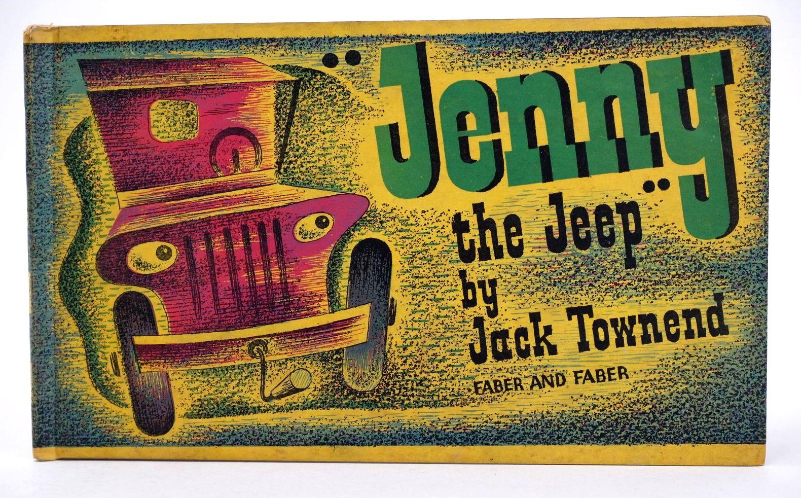 Photo of JENNY THE JEEP