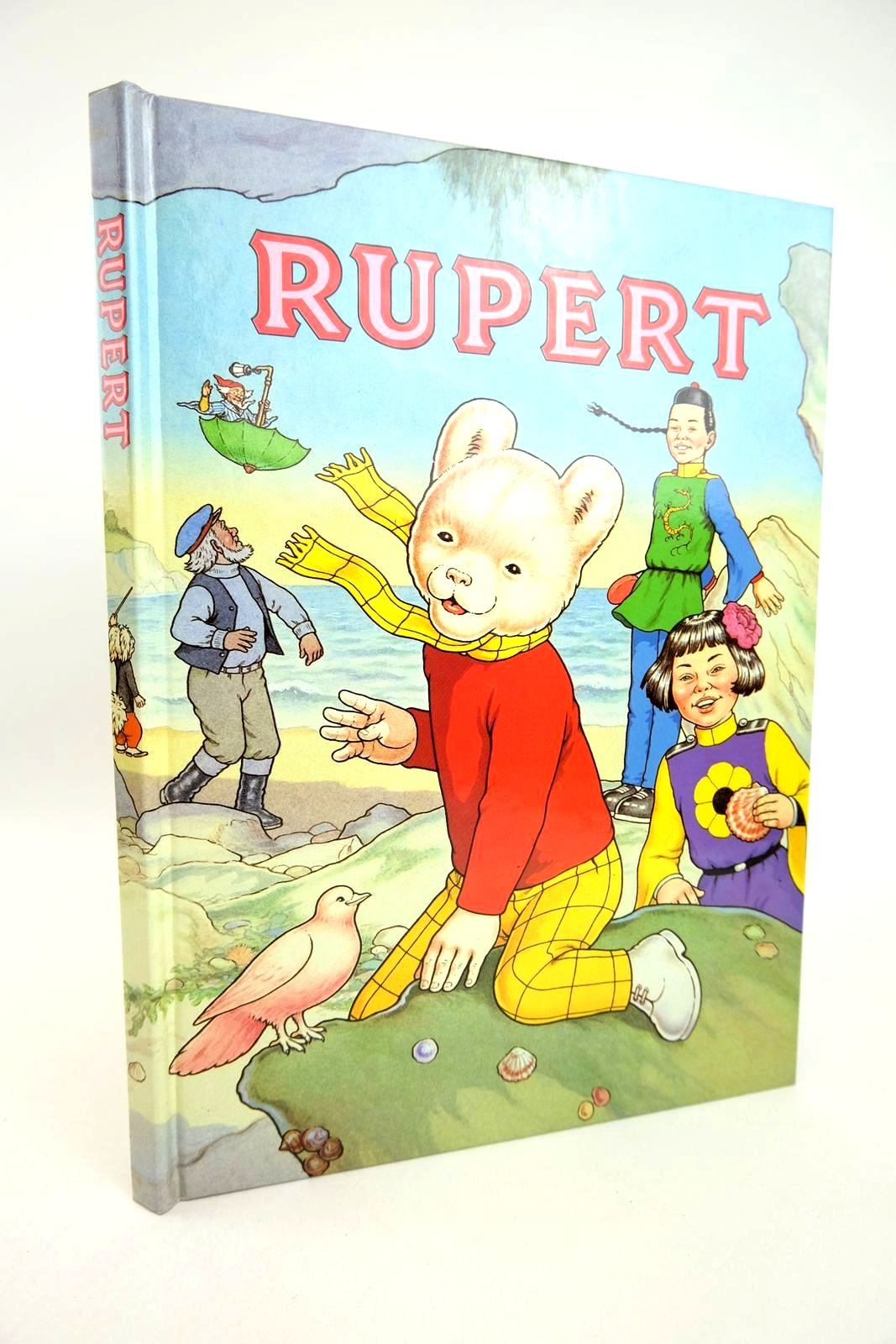 Photo of RUPERT ANNUAL 1991 written by Henderson, James Robinson, Ian illustrated by Harrold, John Bestall, Alfred published by Daily Express (STOCK CODE: 1318788)  for sale by Stella & Rose's Books