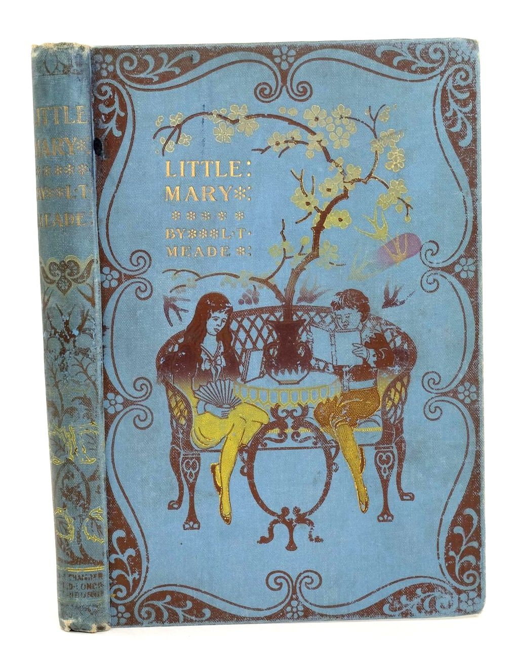 Photo of LITTLE MARY AND OTHER STORIES written by Meade, L.T. published by W. & R. Chambers (STOCK CODE: 1318801)  for sale by Stella & Rose's Books
