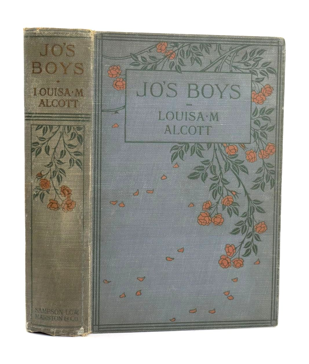 Photo of JO'S BOYS written by Alcott, Louisa M. illustrated by Peto, Gladys published by Sampson Low, Marston & Co. Ltd. (STOCK CODE: 1318804)  for sale by Stella & Rose's Books