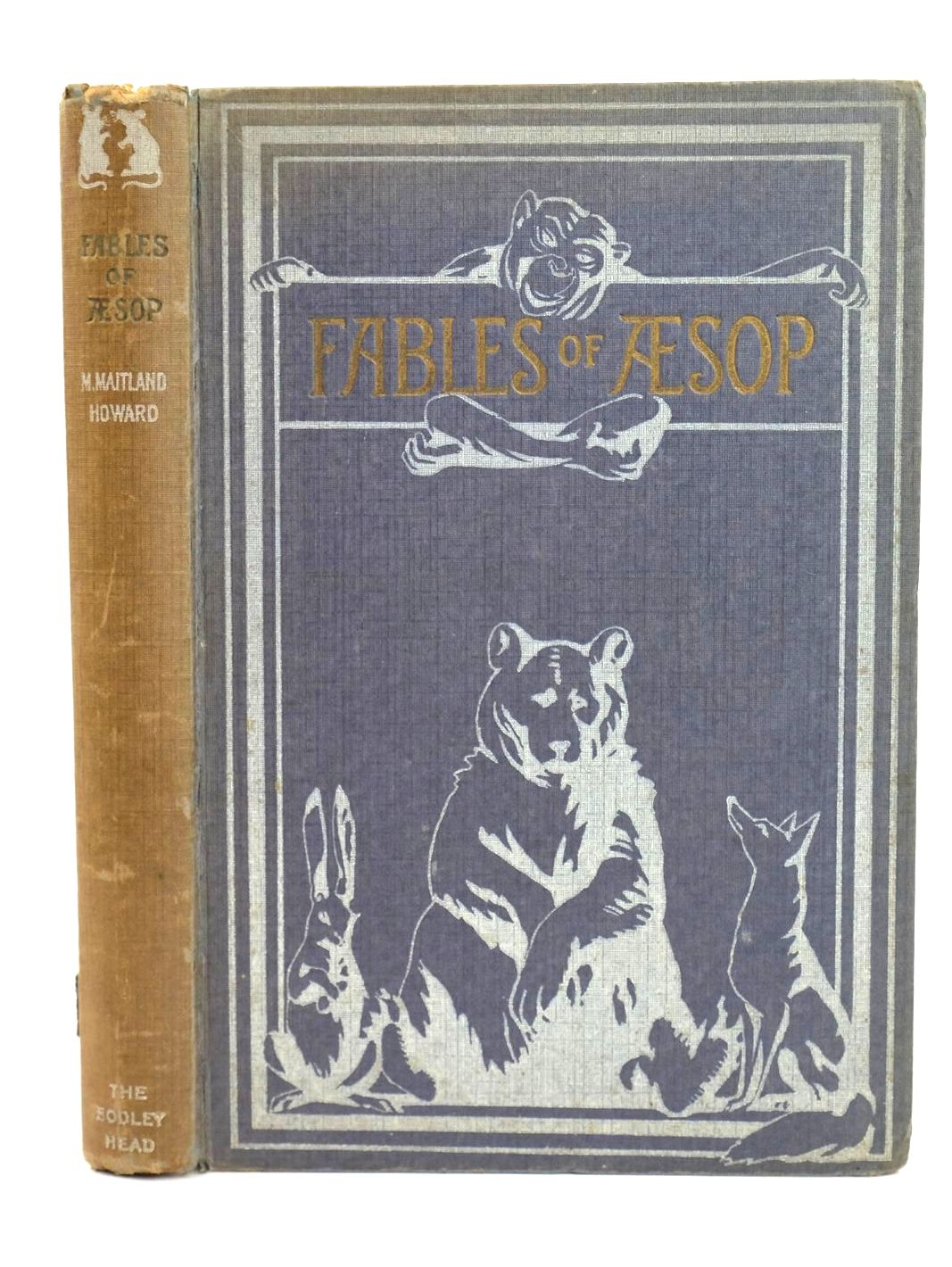 Photo of FABLES OF AESOP- Stock Number: 1318807