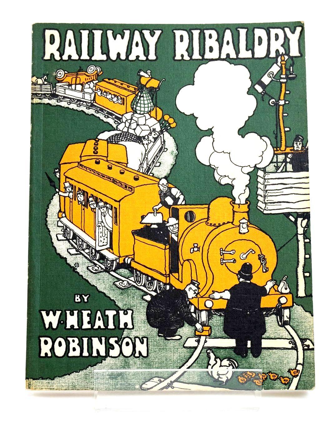 Photo of RAILWAY RIBALDRY- Stock Number: 1318809