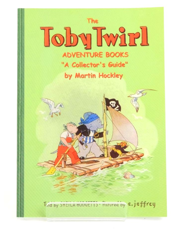 Photo of THE TOBY TWIRL ADVENTURE BOOKS A COLLECTOR'S GUIDE- Stock Number: 1318810